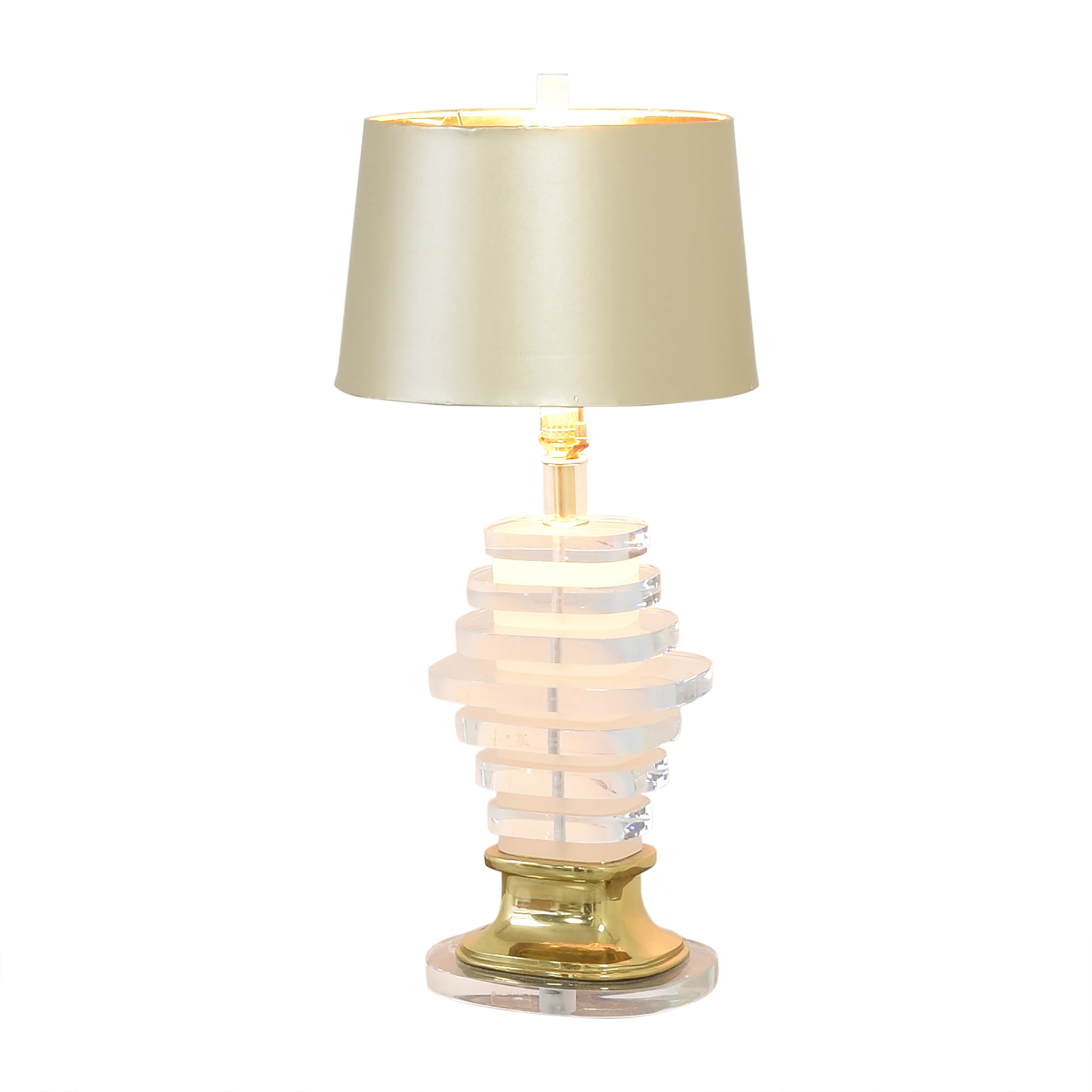 Stacked Table Lamp coupon