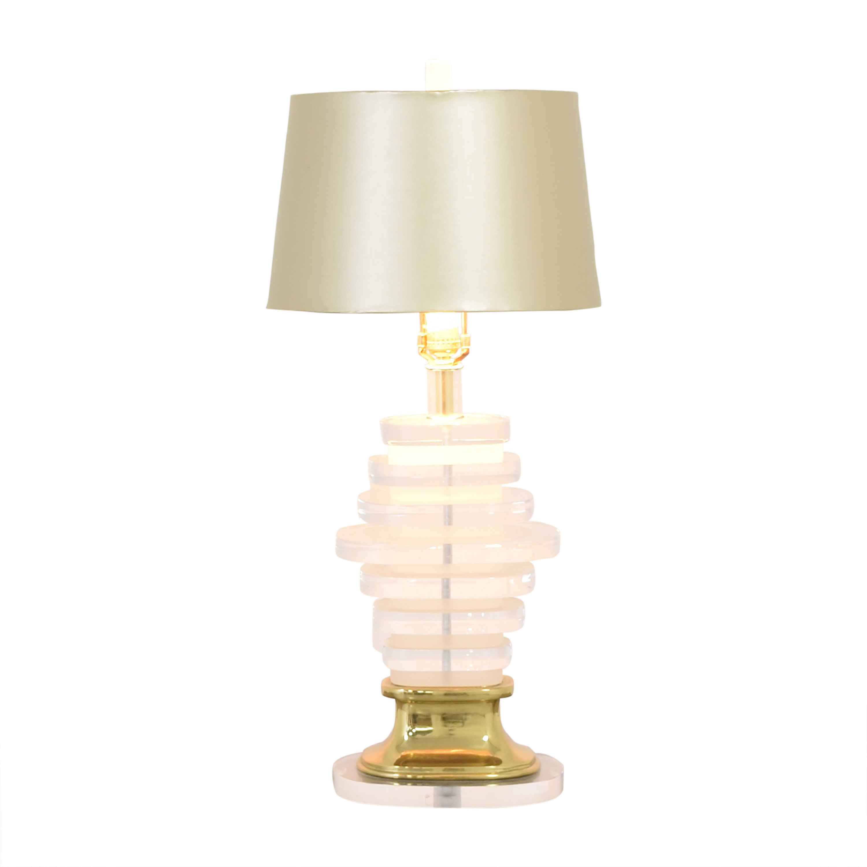 Stacked Table Lamp ma