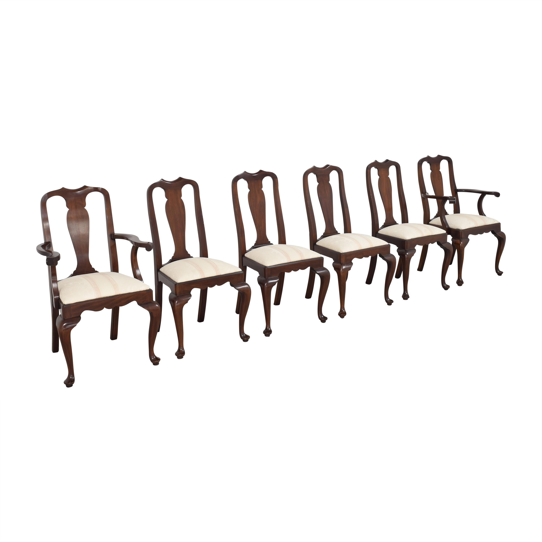 buy Henkel Harris Queen Anne Dining Chairs Henkel Harris