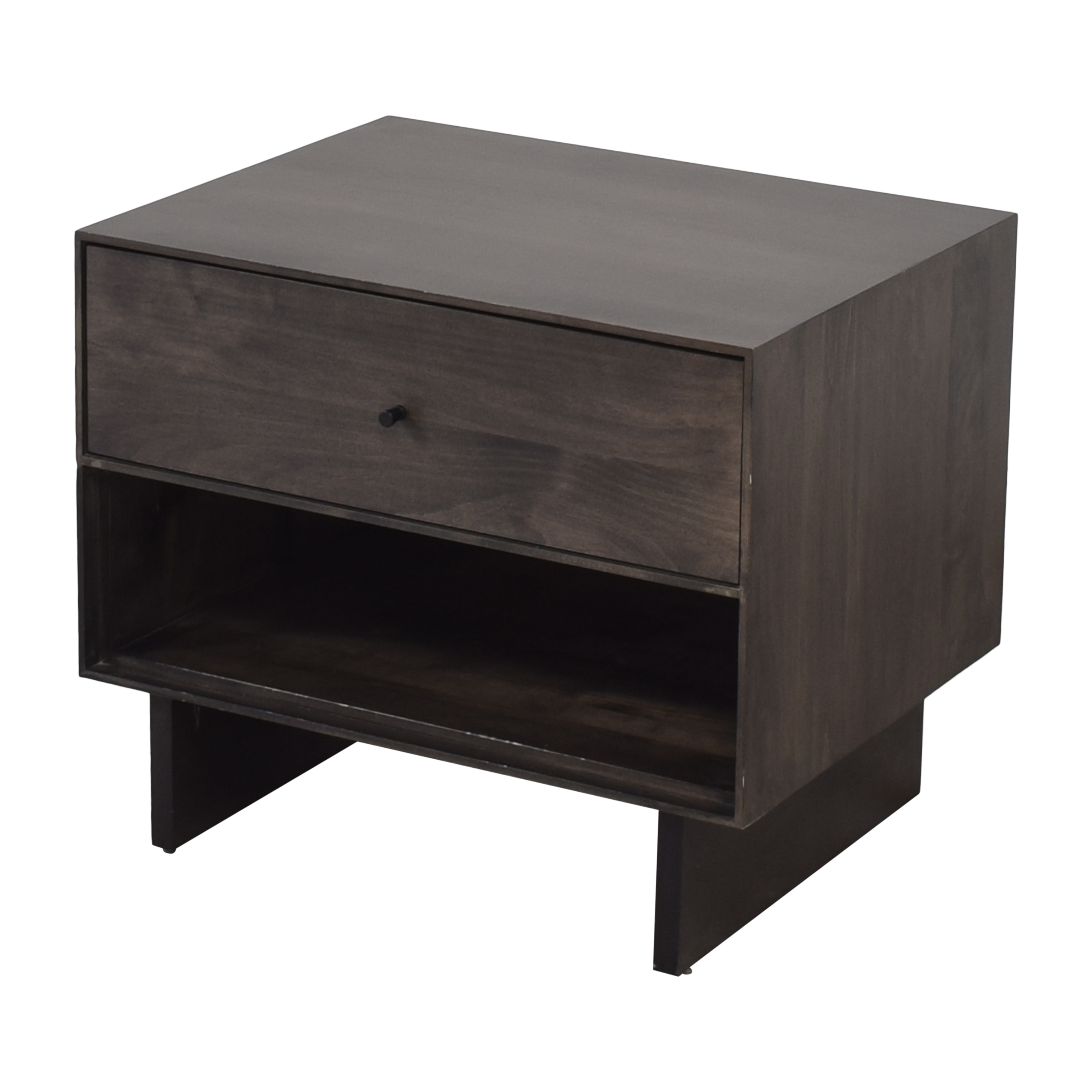 shop Room & Board Hudson One-Drawer Nightstand Room & Board End Tables