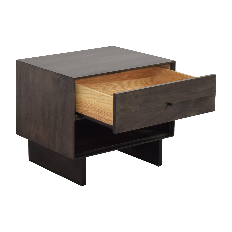 Room & Board Room & Board Hudson One-Drawer Nightstand ct
