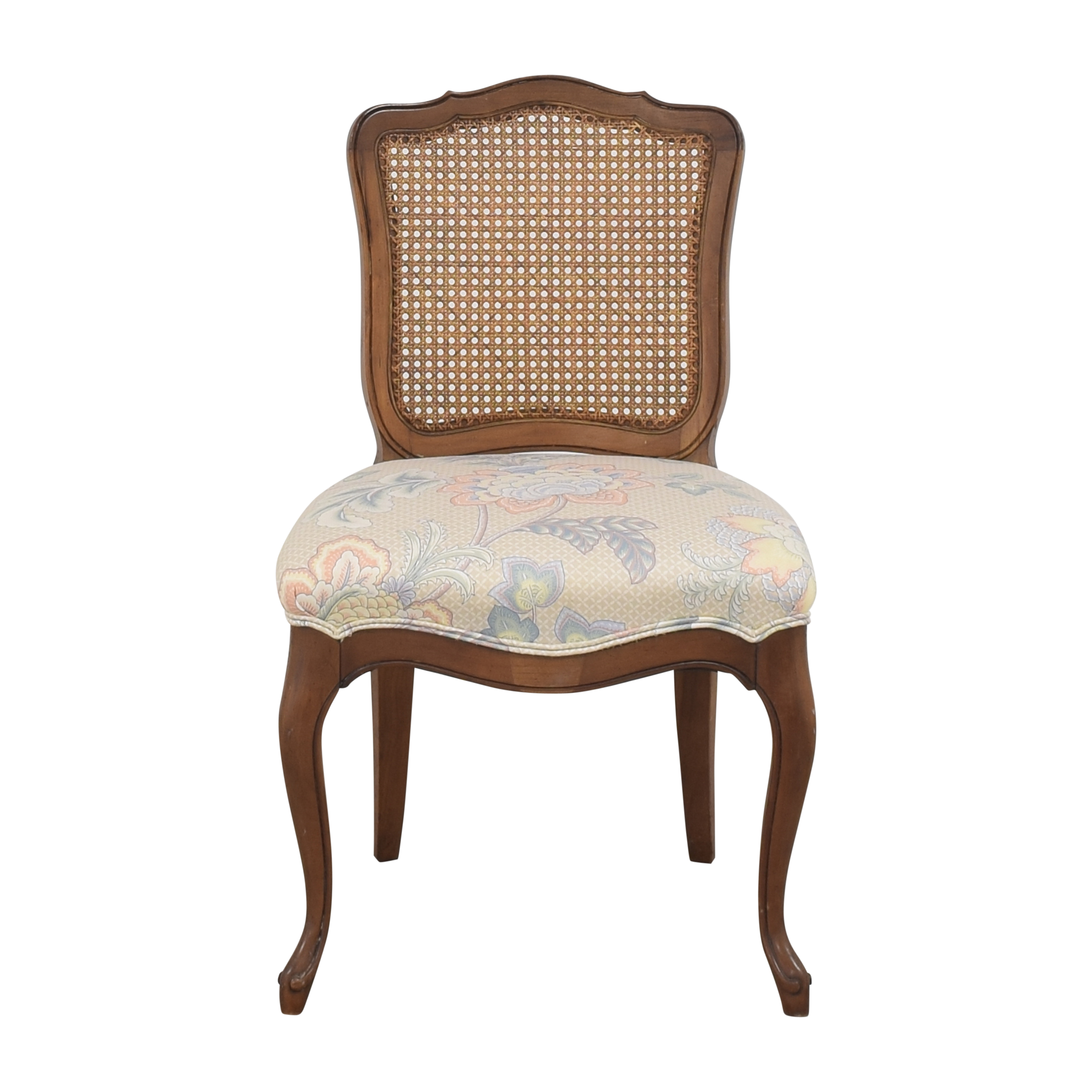 French-Style Upholstered Side Chair ma
