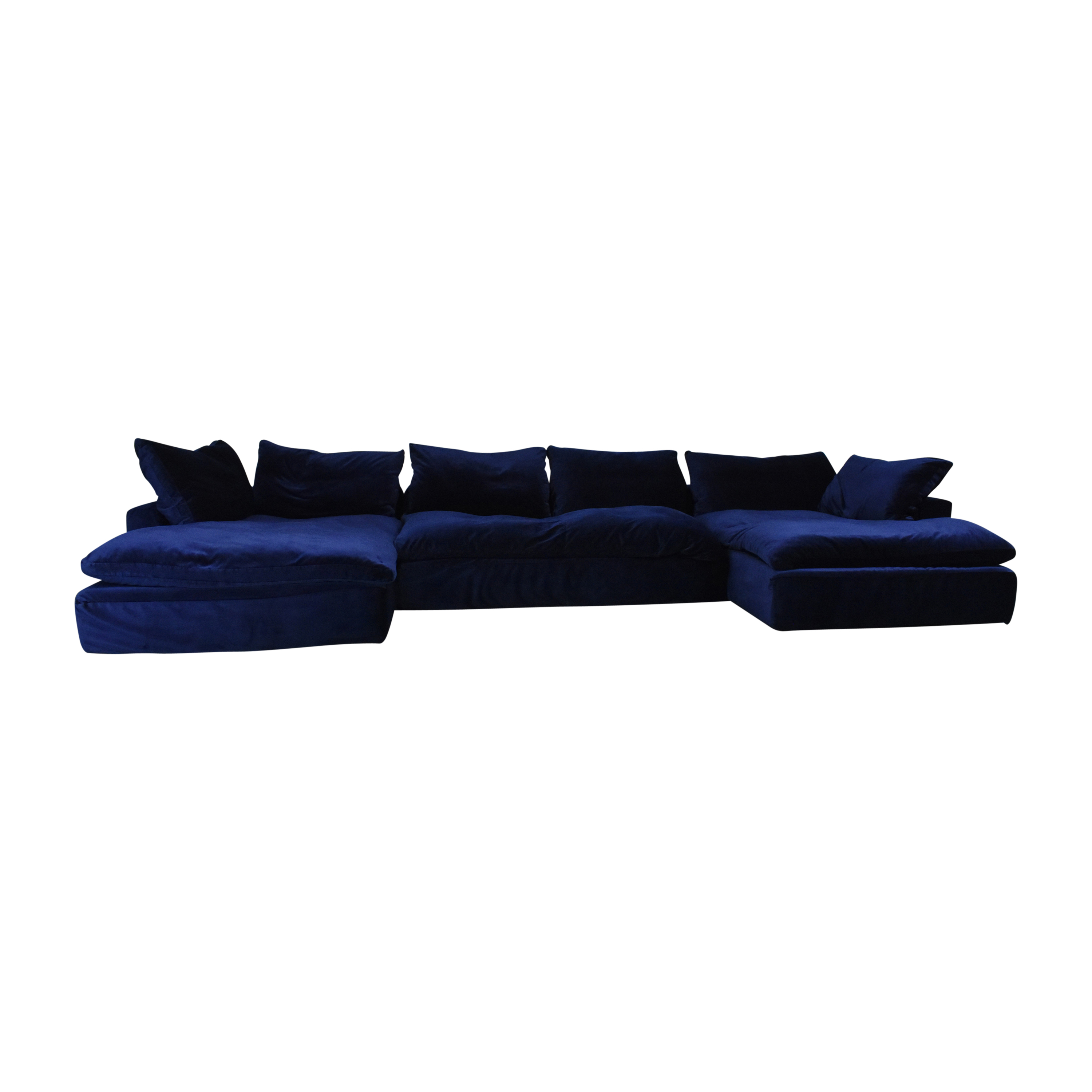 Restoration Hardware Restoration Hardware Custom Cloud Sectional ct