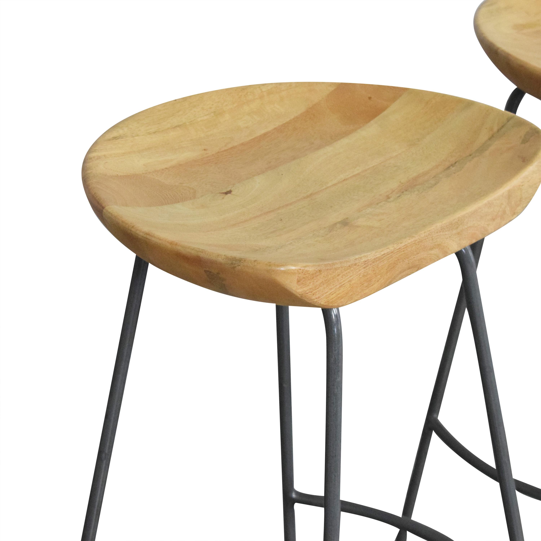 buy West Elm Alden Counter Stools West Elm Chairs