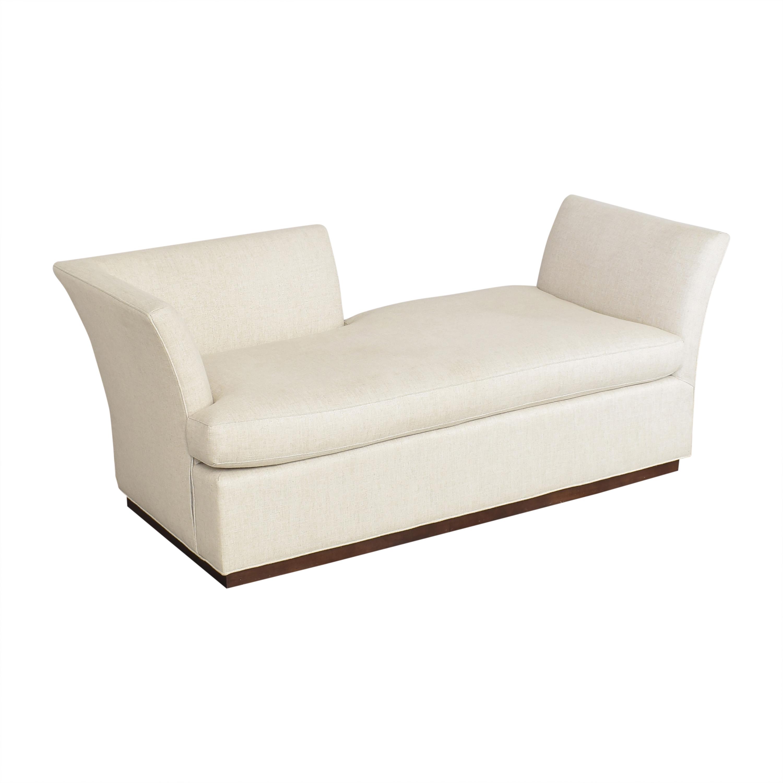 Vanguard Furniture Millington Chaise by Micheal Weiss Vanguard Furniture