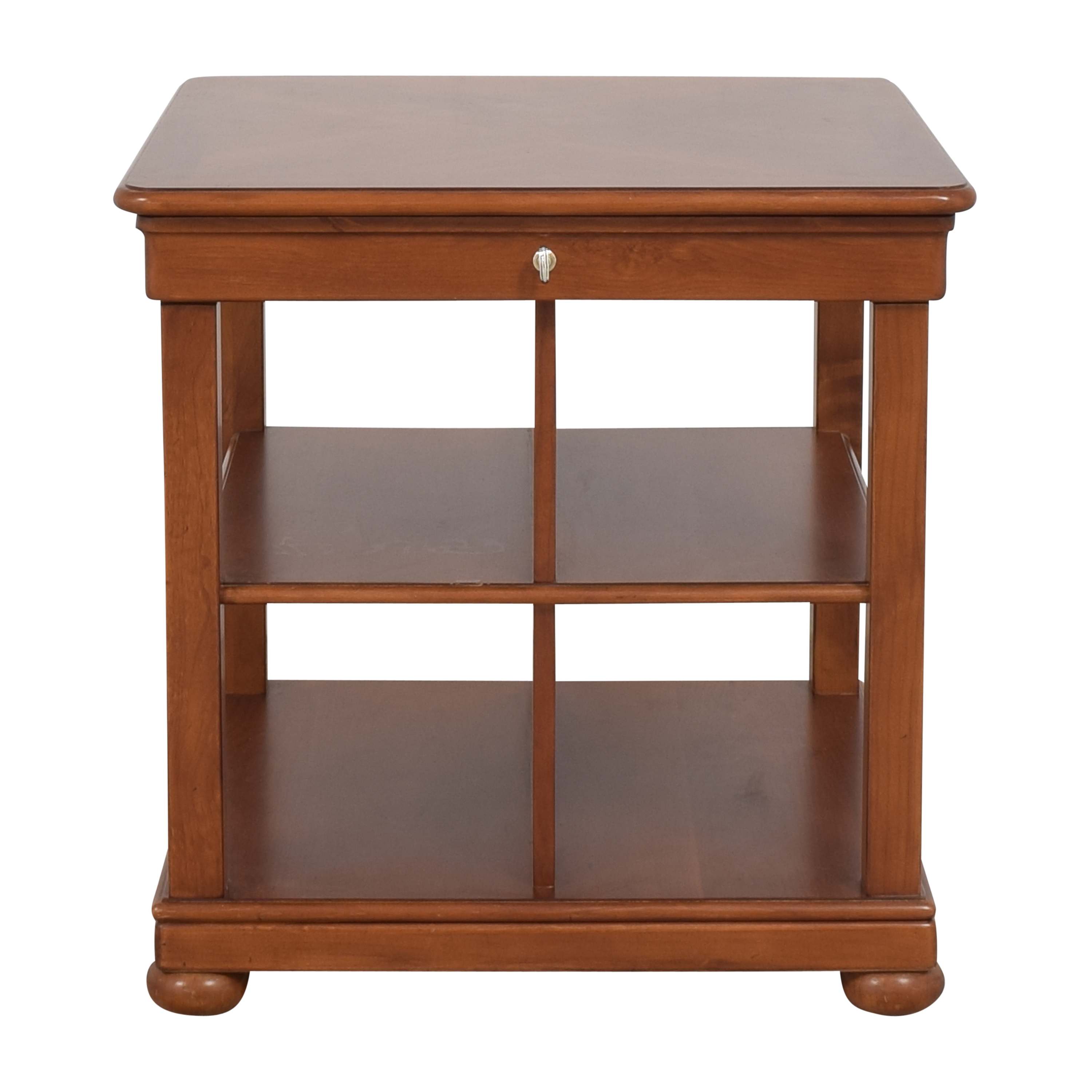 Stanley Furniture Stanley Furniture Bookcase End Table Tables