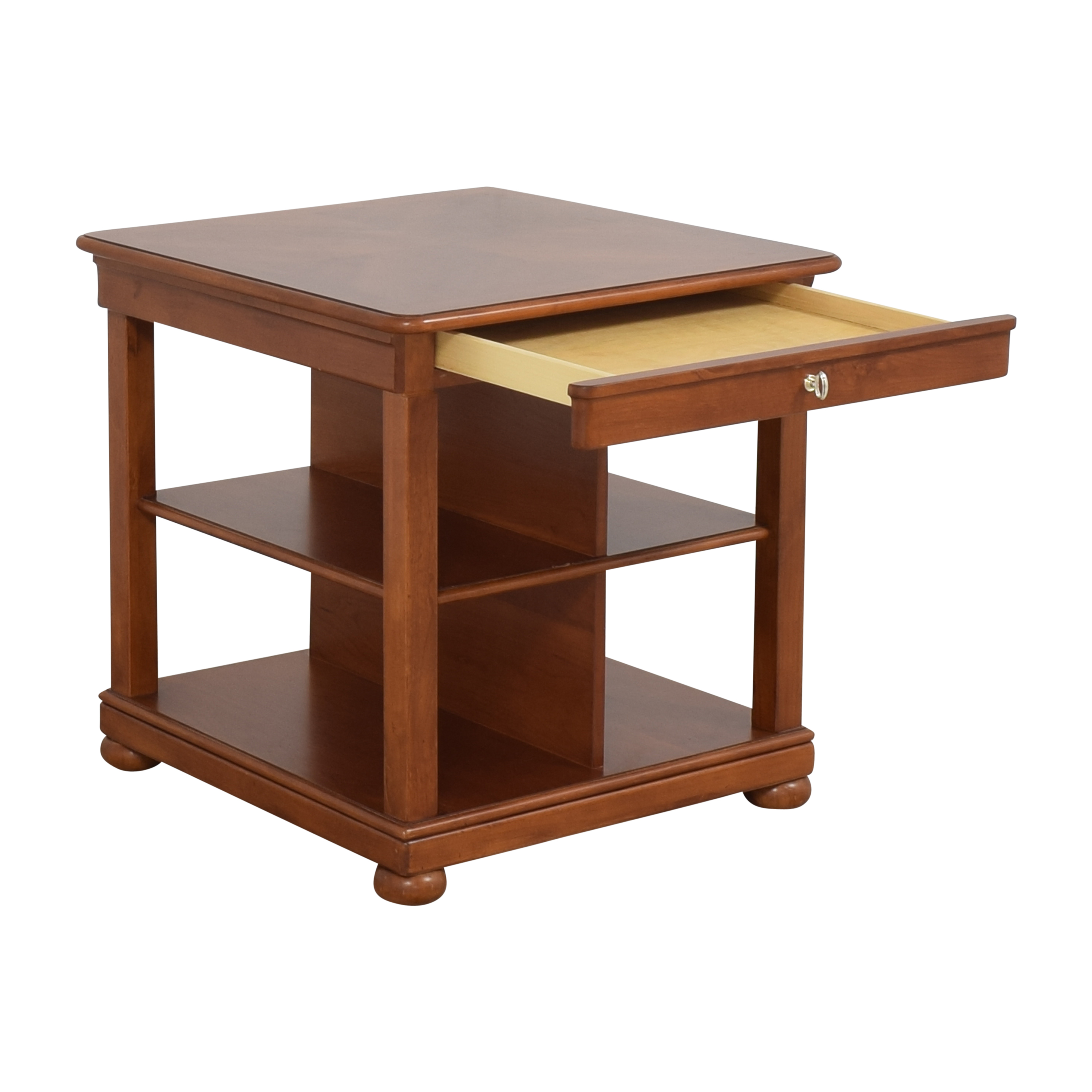 Stanley Furniture Stanley Furniture Bookcase End Table