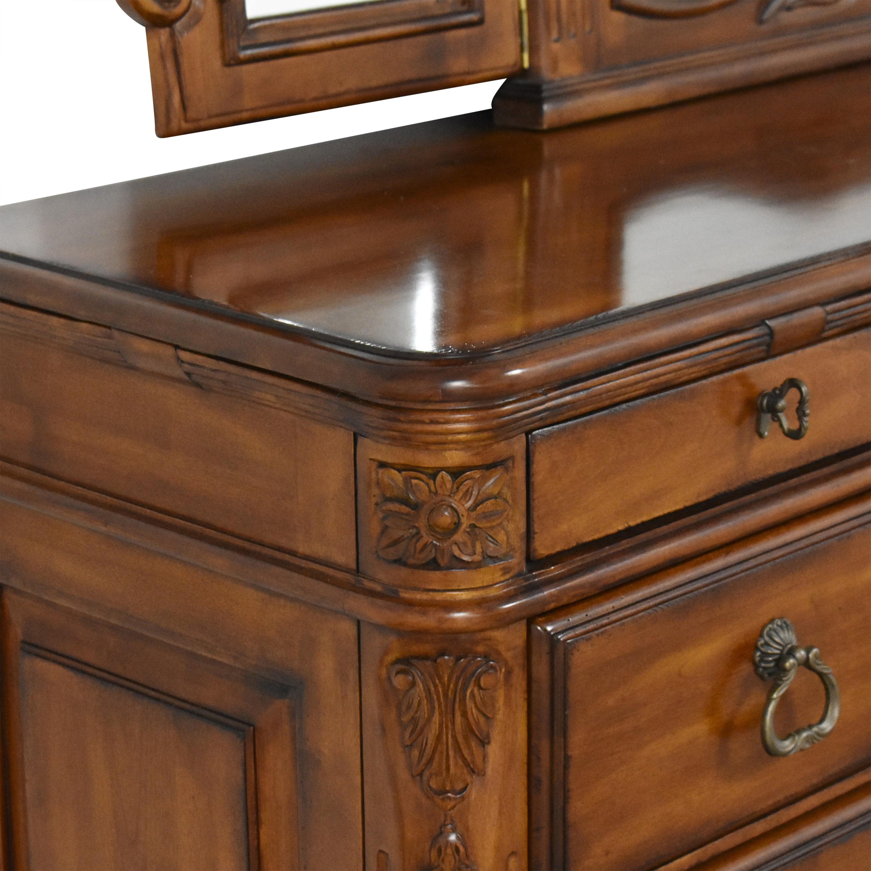 buy Laura Ashley Laura Ashley Home Triple Dresser and Mirror online