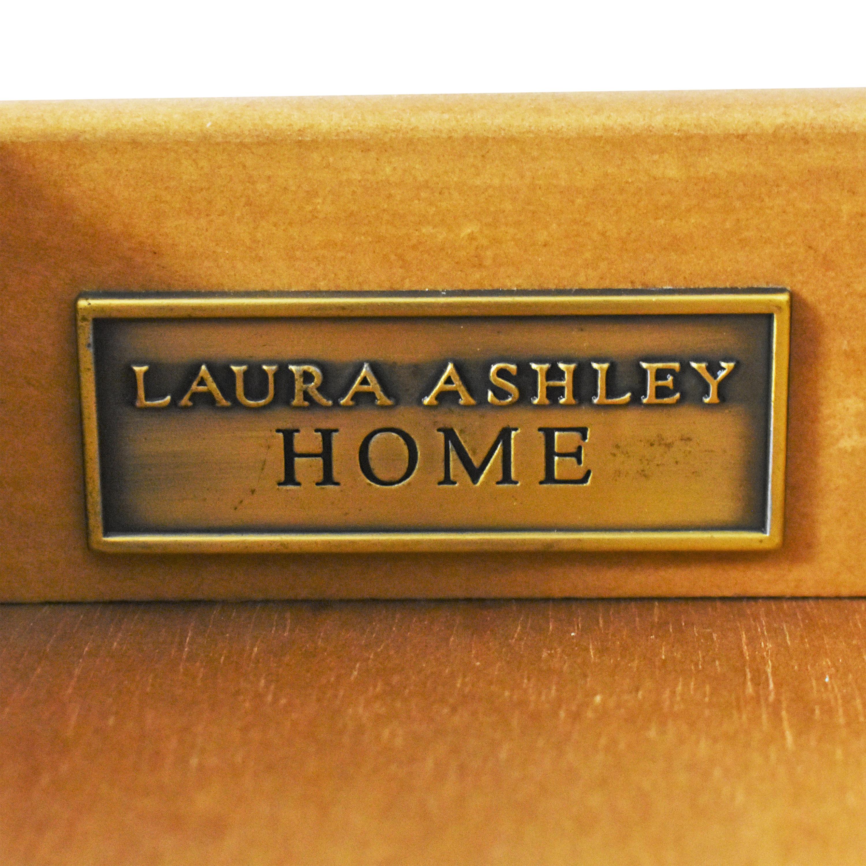 Laura Ashley Laura Ashley Home Triple Dresser and Mirror Storage