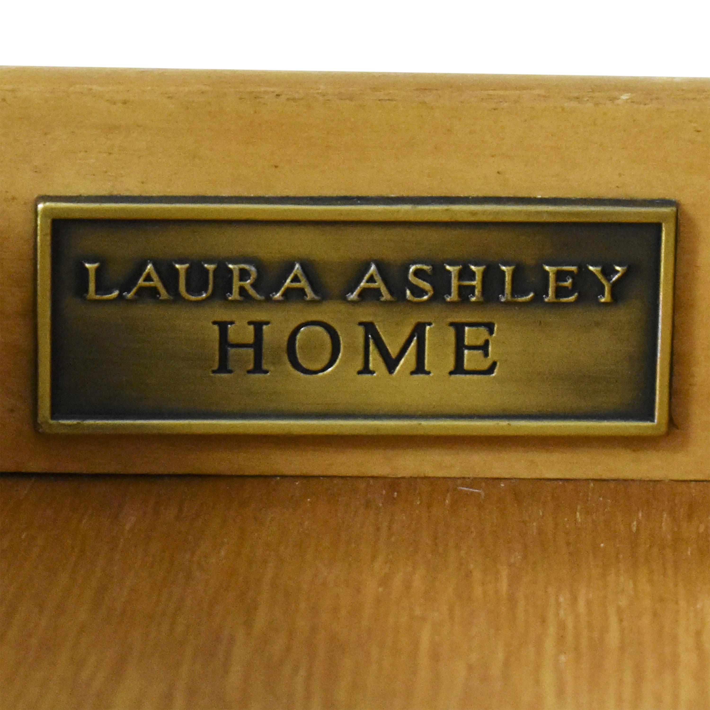 Laura Ashley Laura Ashley Four Drawer Nightstands nj
