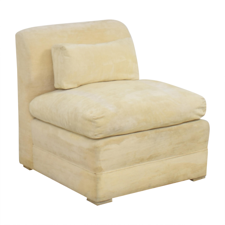 buy Mid-Century Slipper Chair