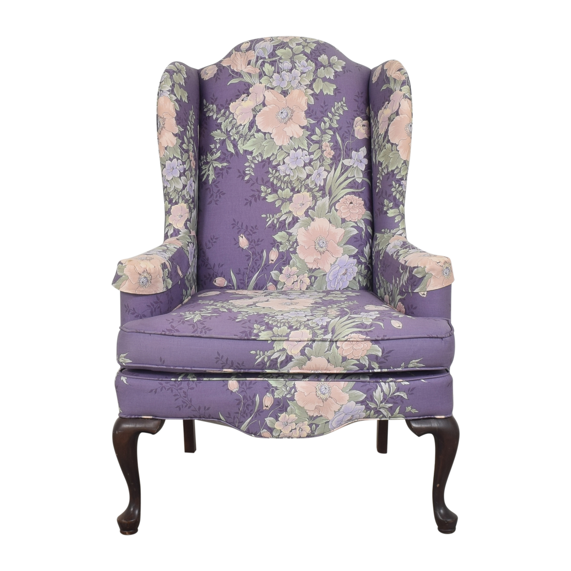 Ethan Allen Ethan Allen Traditional Classics Wing Chair Accent Chairs
