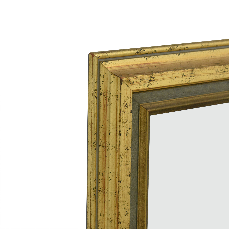 Carolina Mirror Carolina Mirror Framed Mirror pa