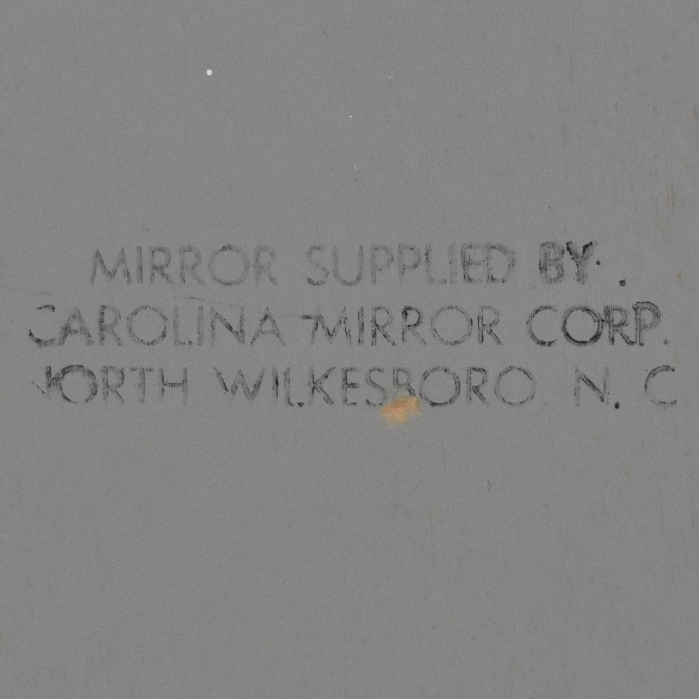 Carolina Mirror Carolina Mirror Framed Mirror discount