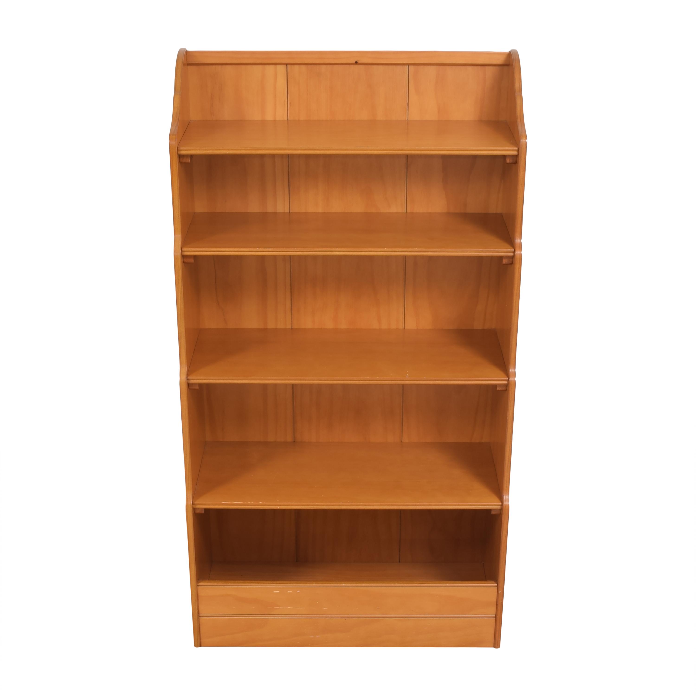 Land of Nod Land of Nod Open Top Bookcase Storage