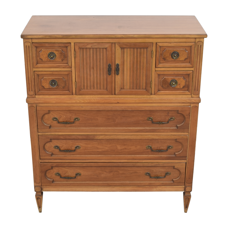 shop Seven Drawer Gentleman's Chest  Dressers