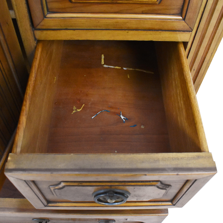 Seven Drawer Gentleman's Chest / Storage