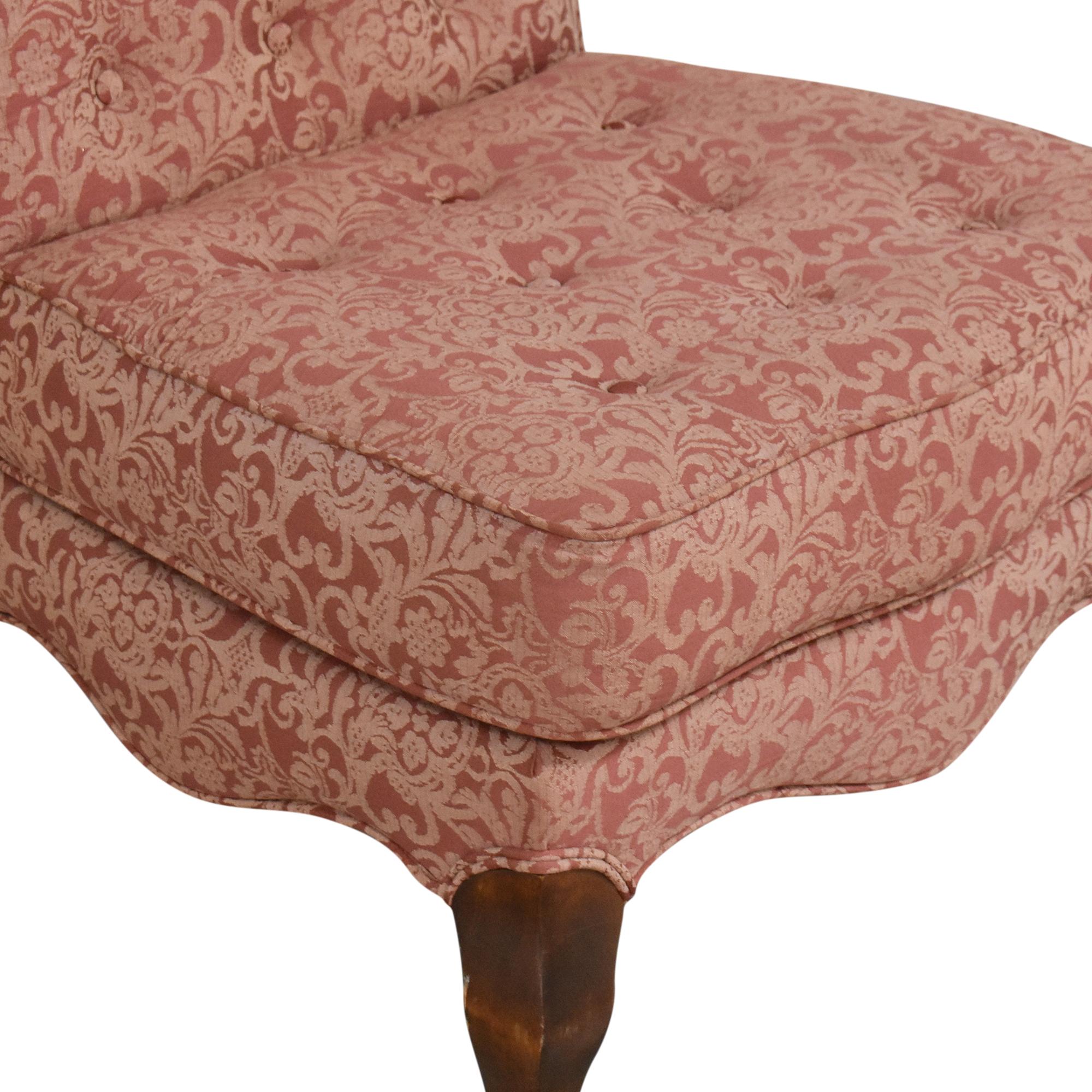 Bloomingdale's Slipper Chair sale