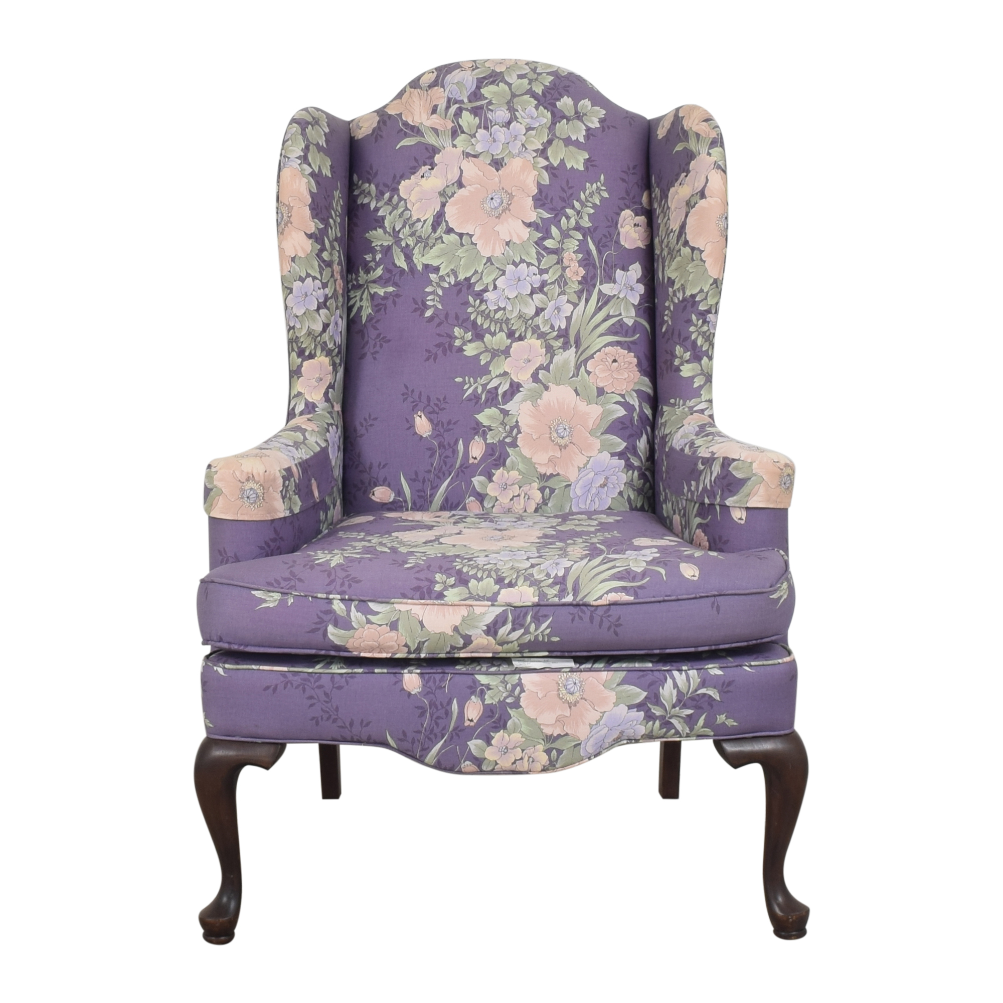 Ethan Allen Ethan Allen Traditional Classics Wing Chair Chairs