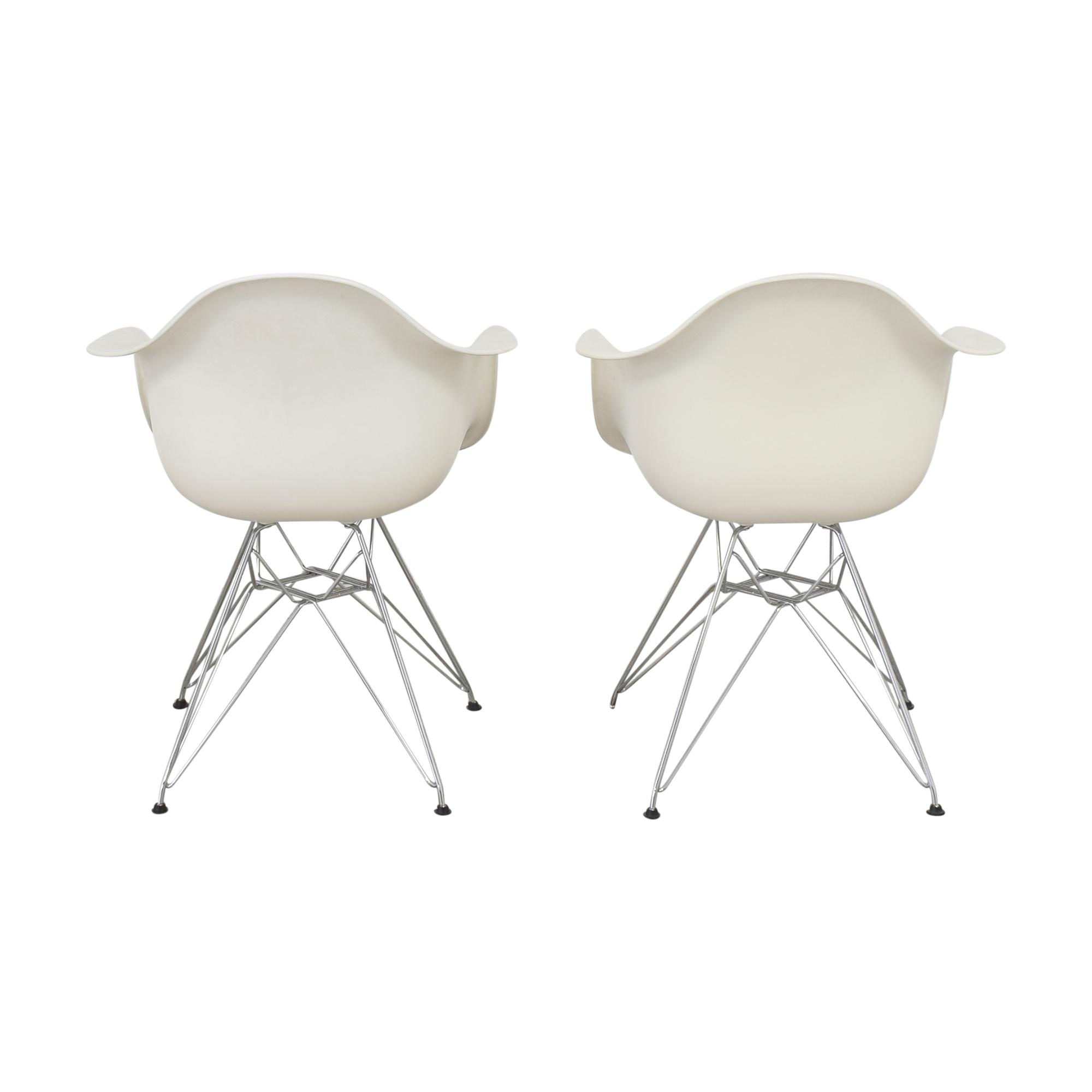 Herman Miller Herman Miller Eames Molded Arm Chairs nj
