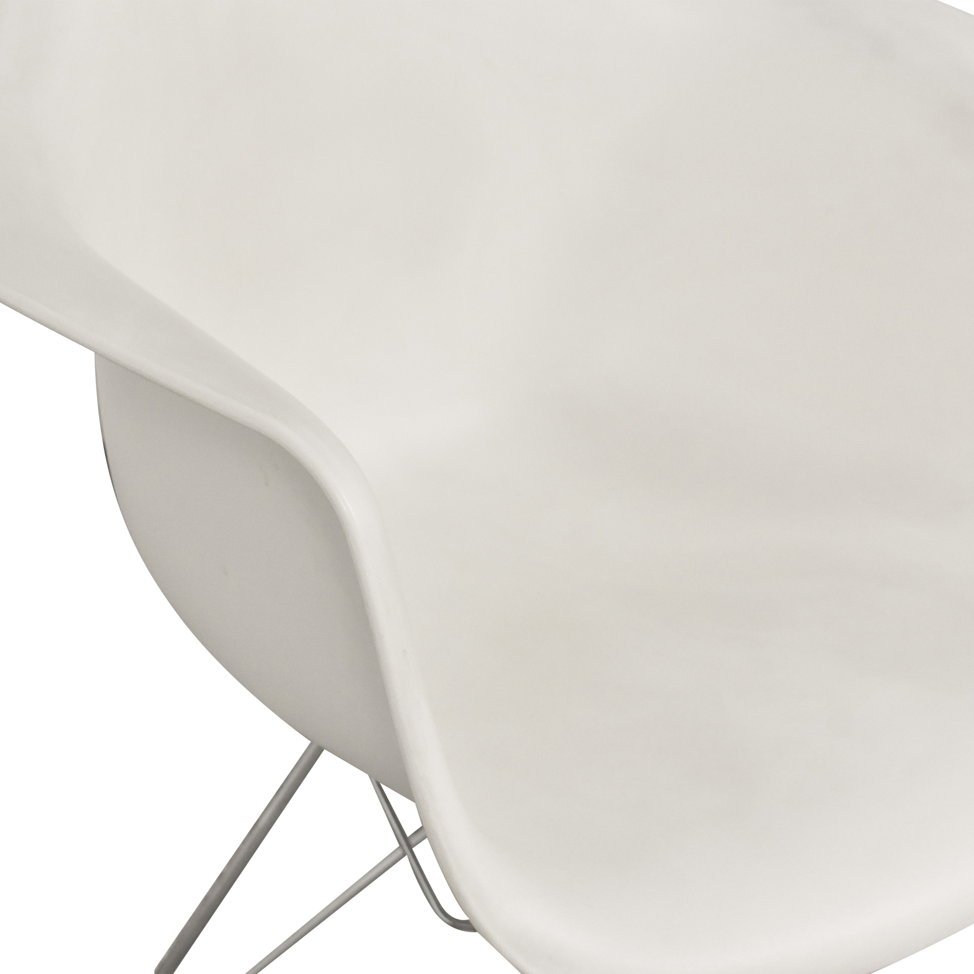 Herman Miller Herman Miller Eames Molded Arm Chairs ma