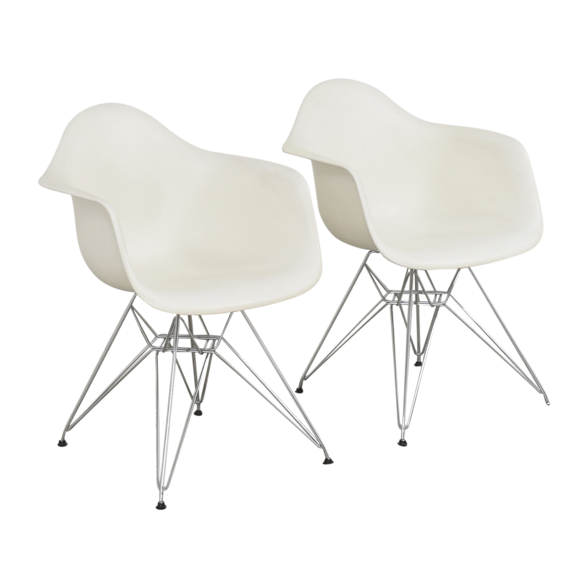 Herman Miller Eames Molded Arm Chairs / Chairs
