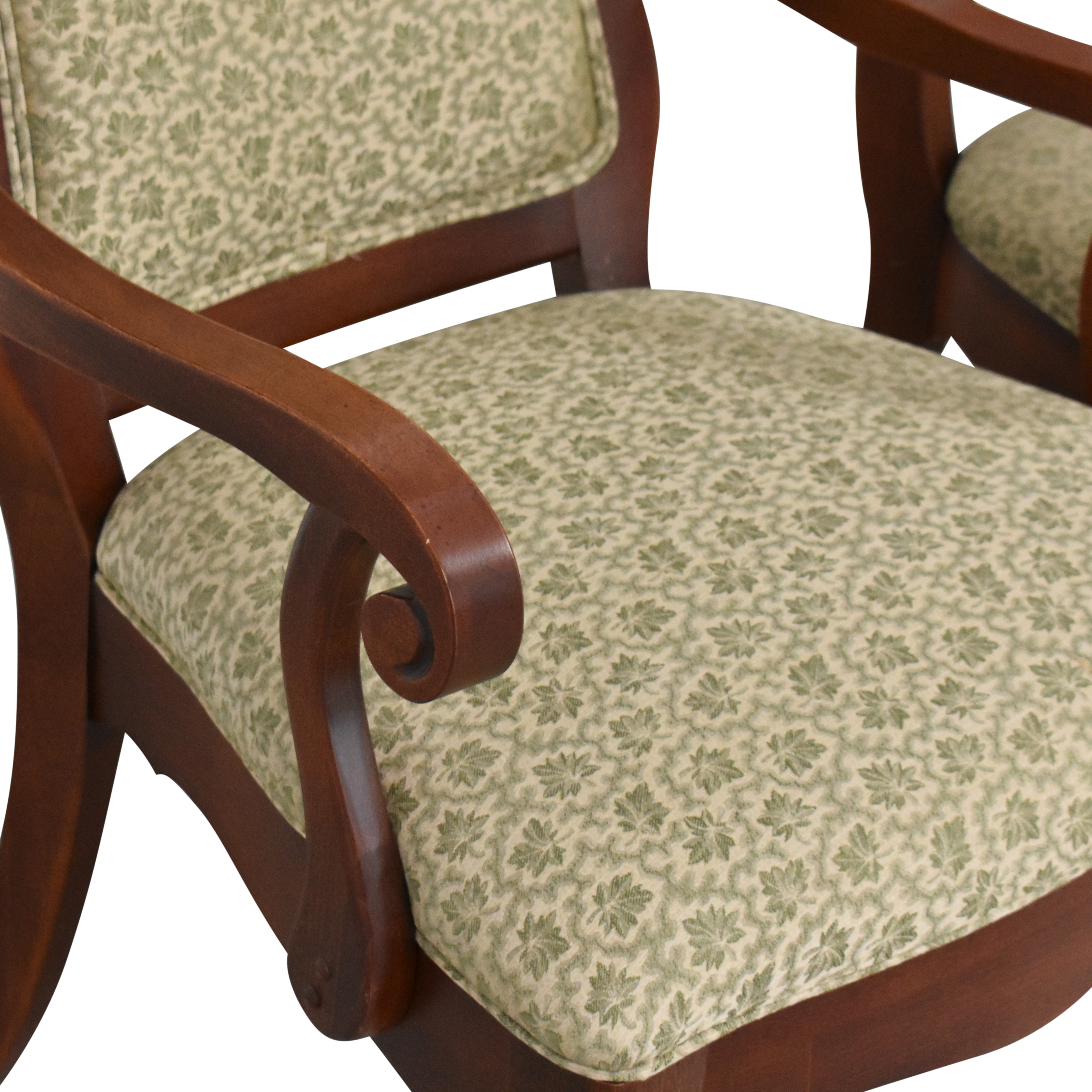 Thomasville Thomasville Upholstered Dining Chairs Dining Chairs