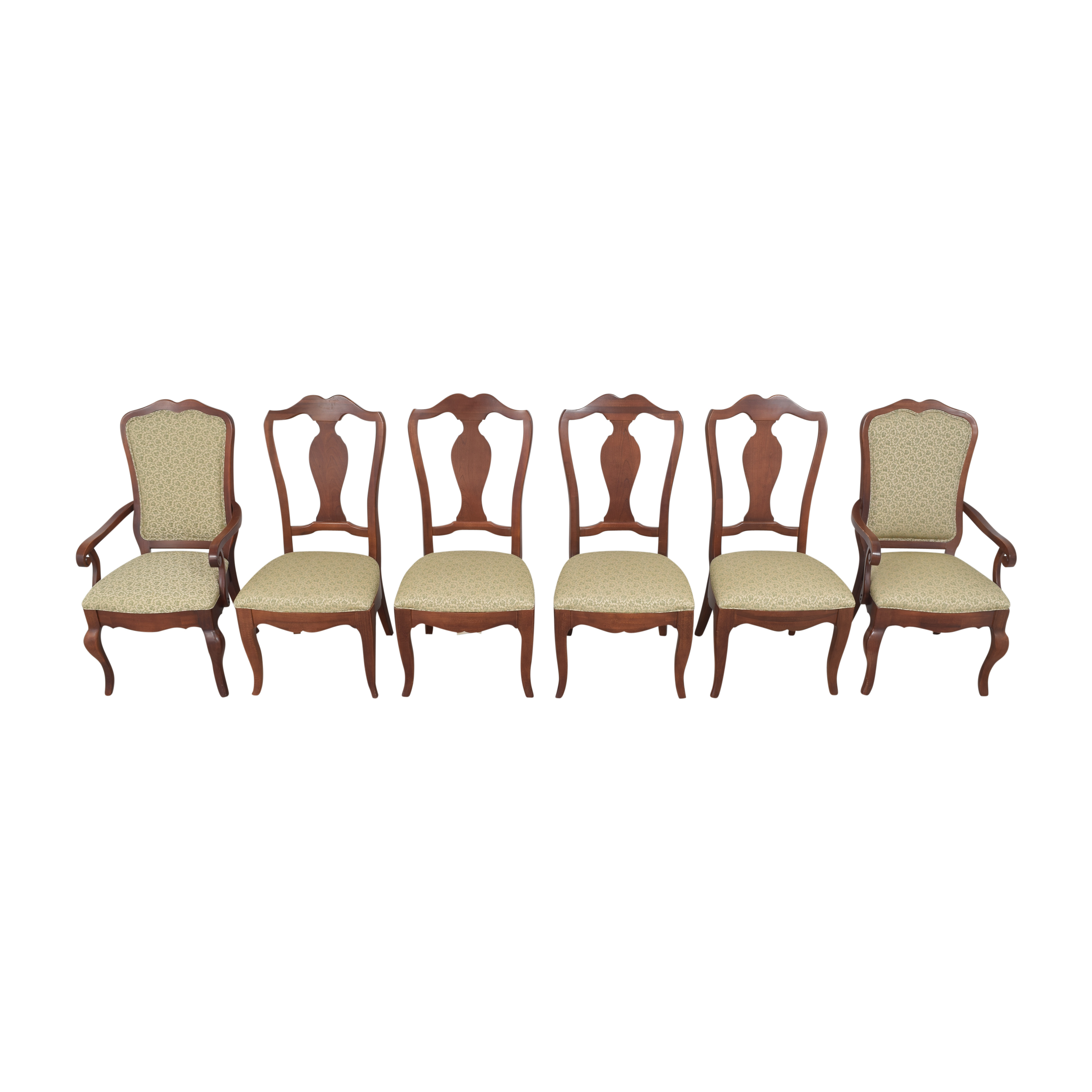 shop Thomasville Upholstered Dining Chairs Thomasville