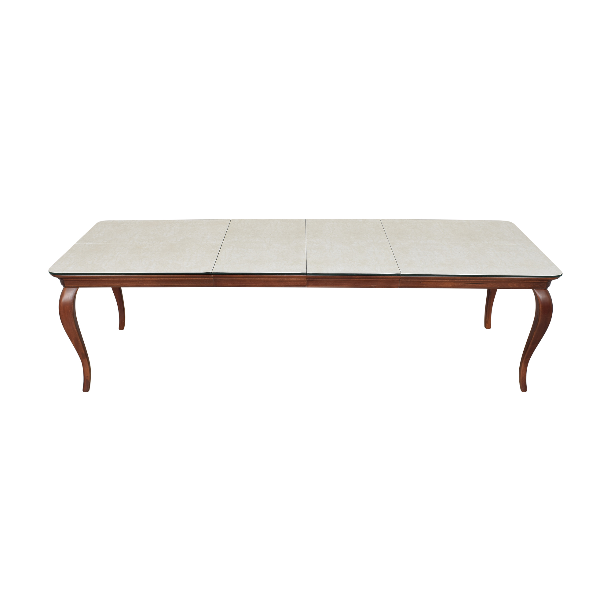 Thomasville Thomasville Extendable Cabriole Dining Table discount