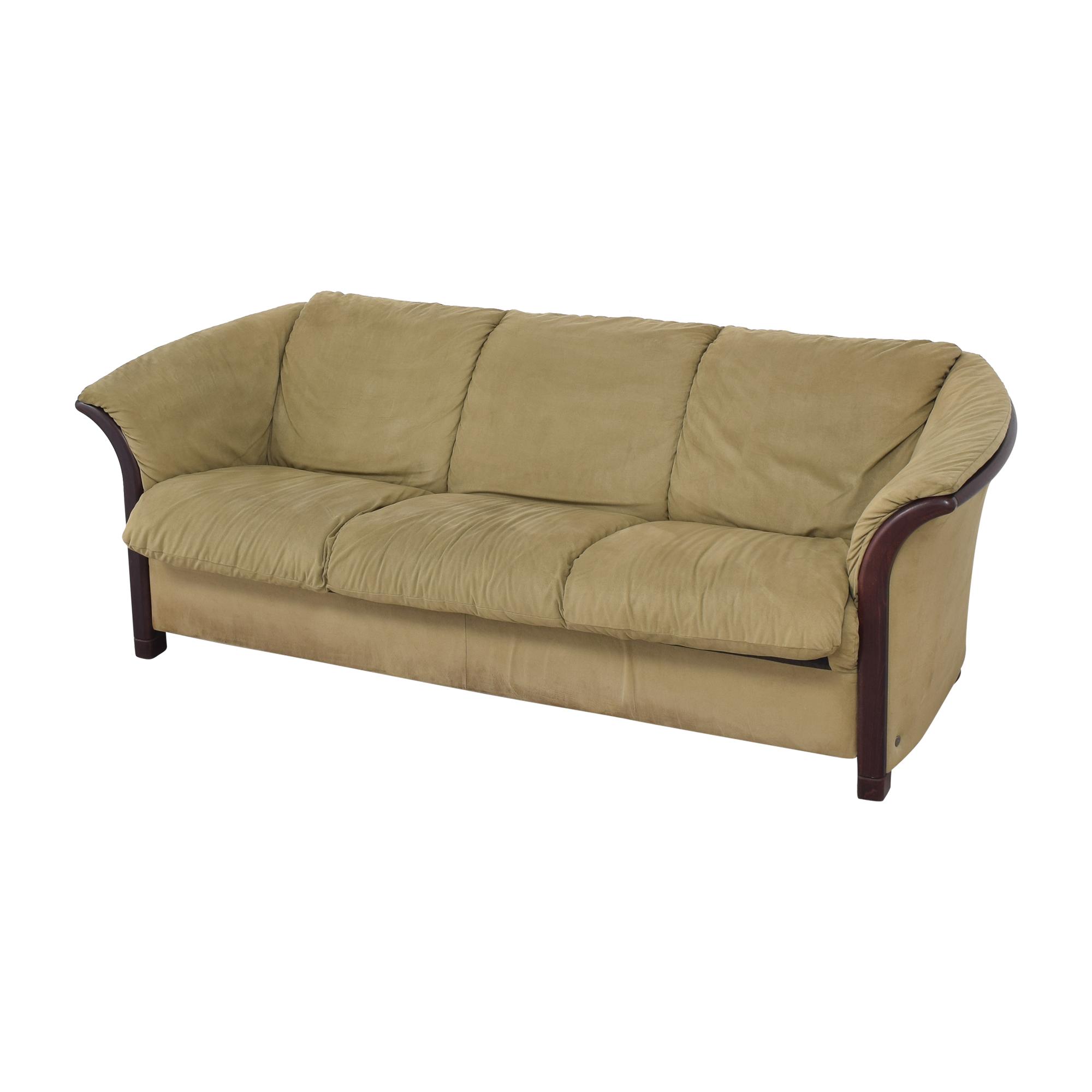 Ekornes Ekornes Manhattan Three Seat Sofa ma
