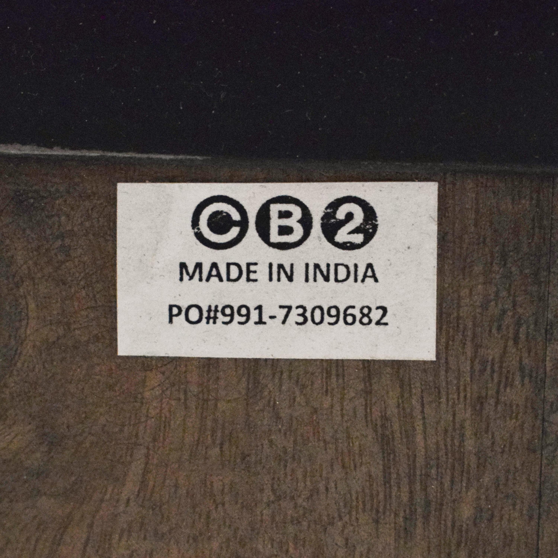 CB2 CB2 Stilt High Dining Table for sale