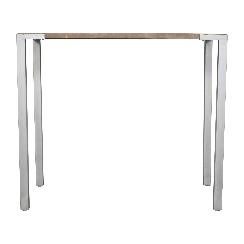 CB2 CB2 Stilt High Dining Table nyc