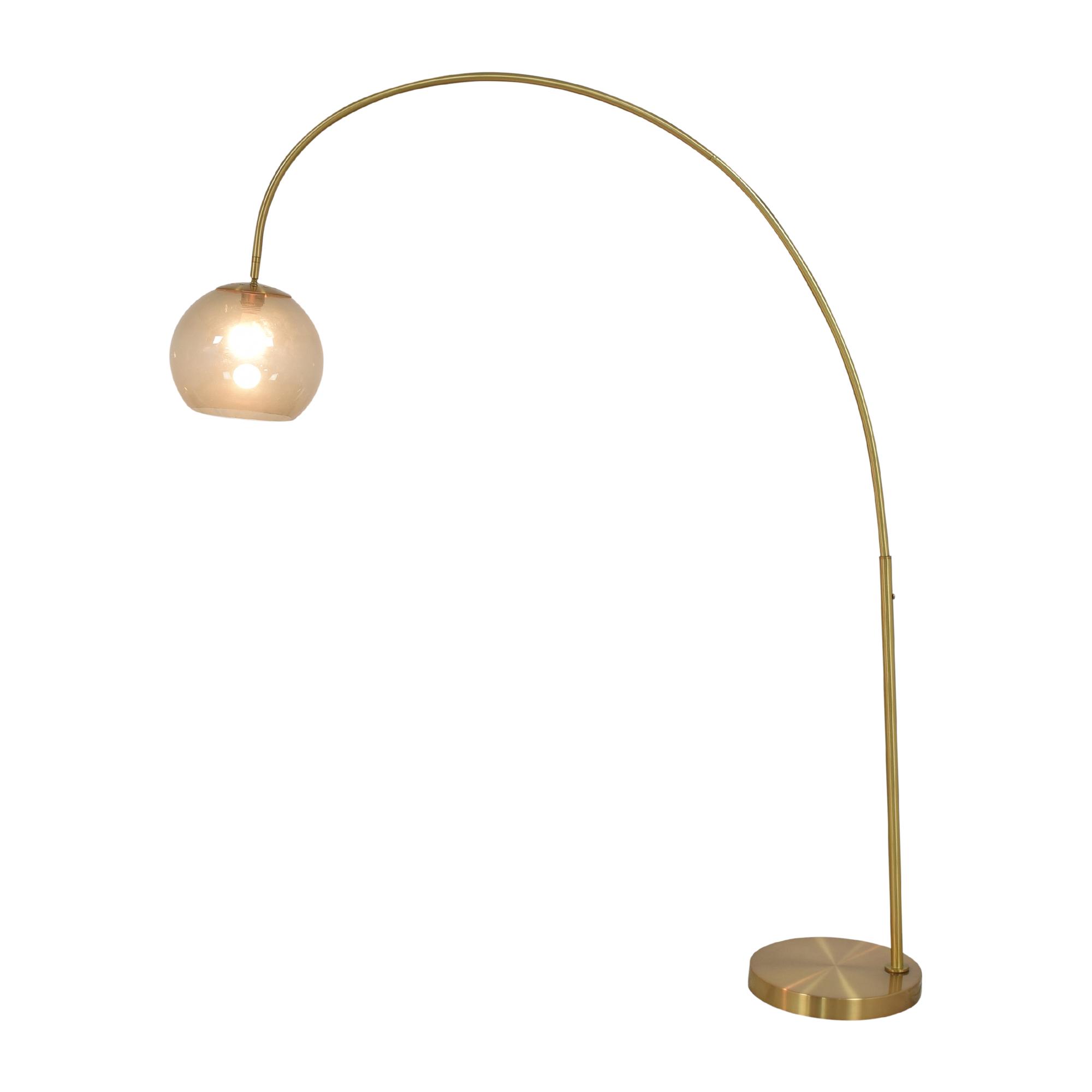 buy West Elm West Elm Overarching Floor Lamp online