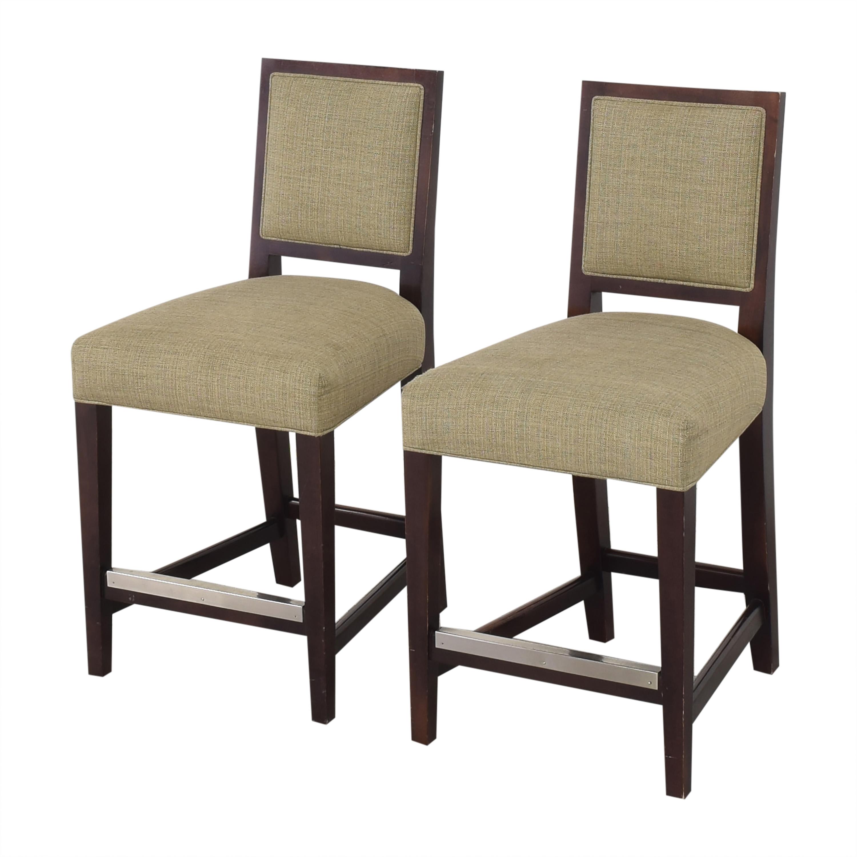 shop Mitchell Gold + Bob Williams Brewster Counter Stools Mitchell Gold + Bob Williams Chairs