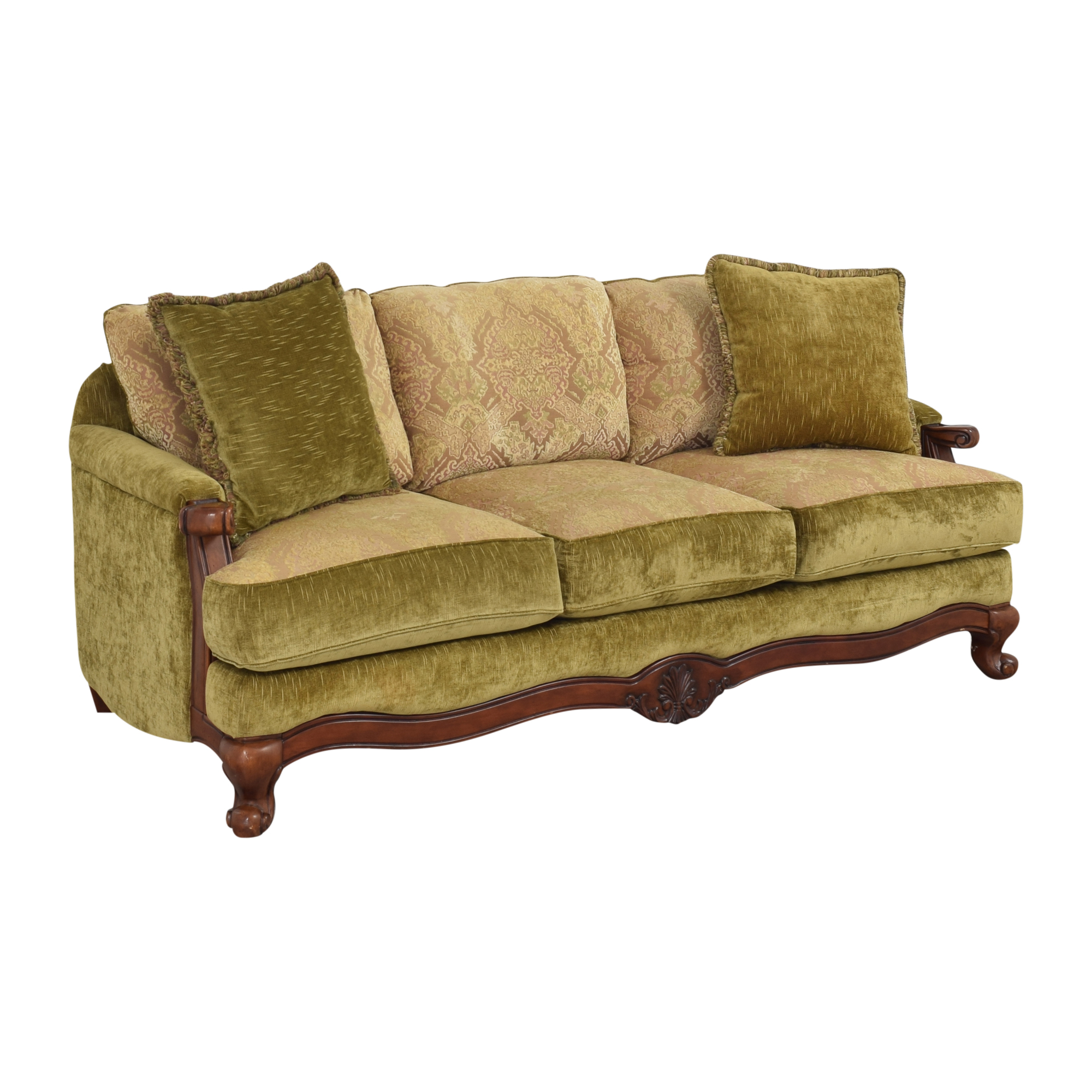 Ashley Furniture Ashley Furniture Three Cushion Sofa
