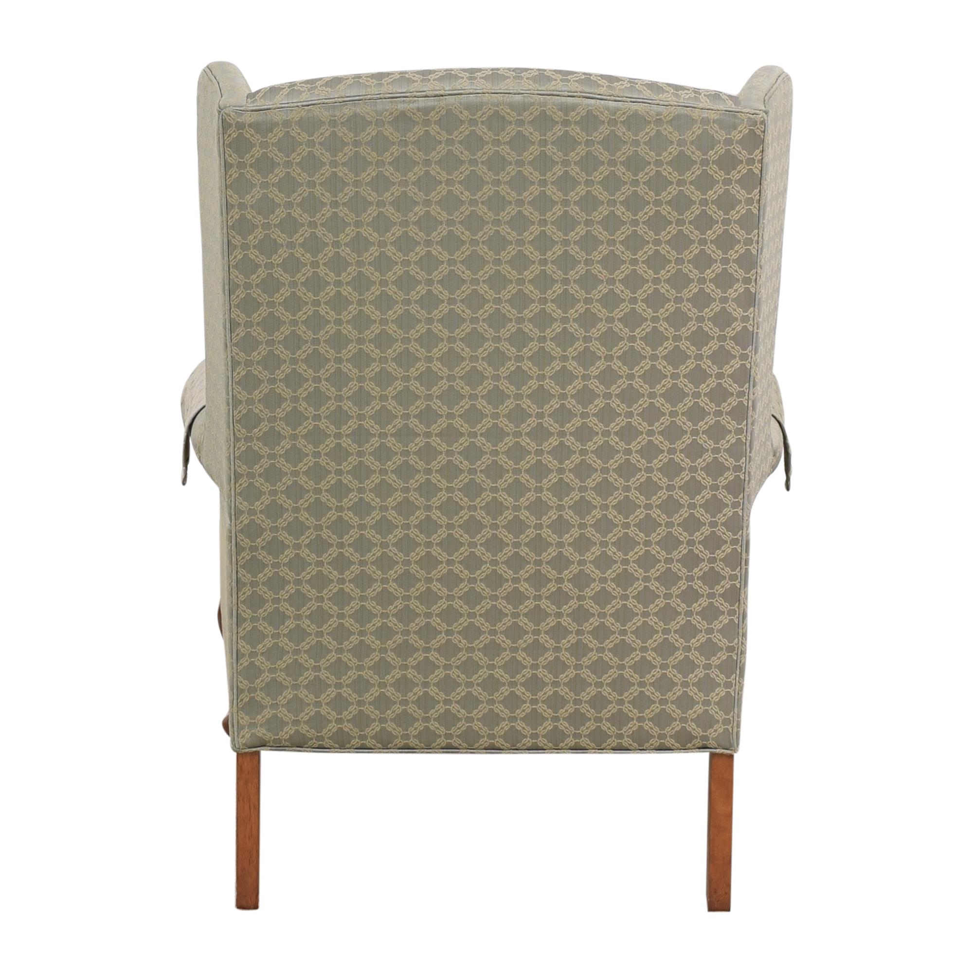 buy Thomasville Wing Chair Thomasville