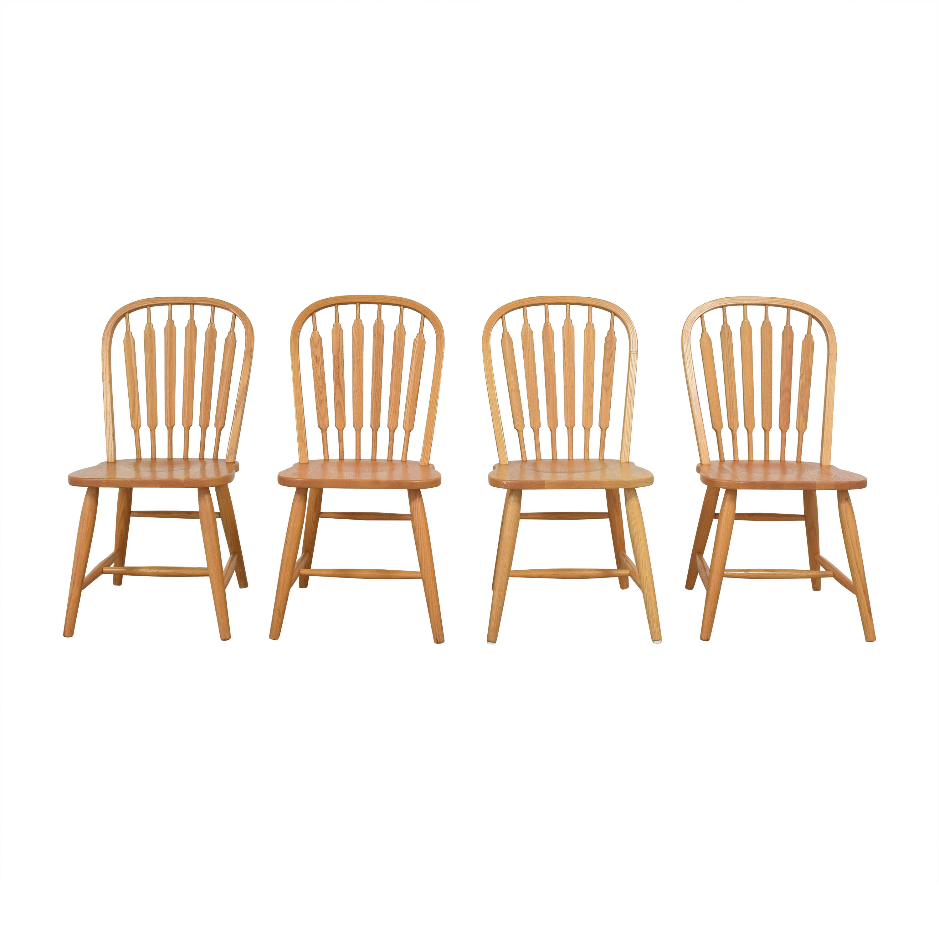 Richardson Brothers Windsor Dining Chairs / Dining Chairs