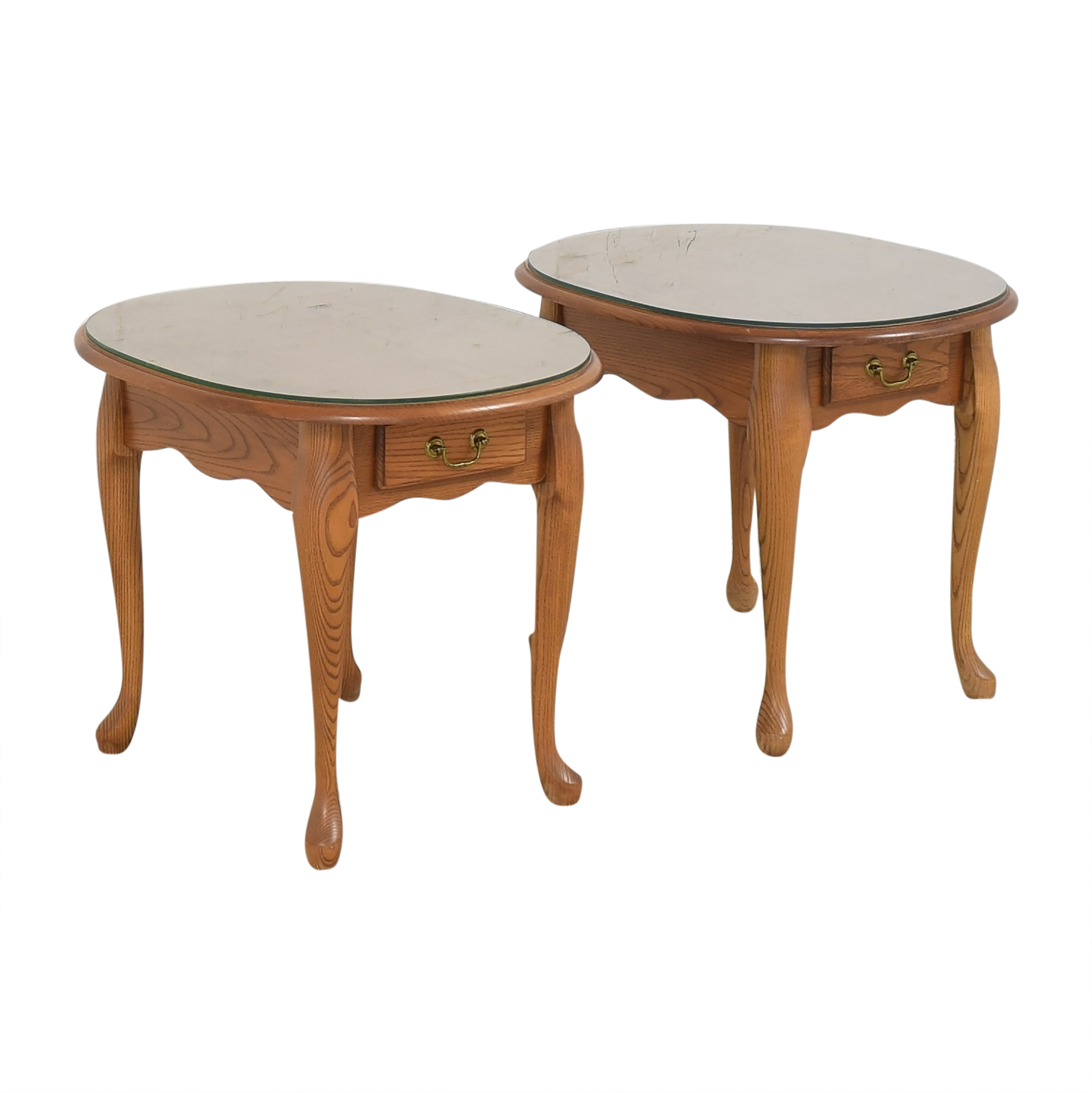 Mohawk Home Single Drawer End Tables sale