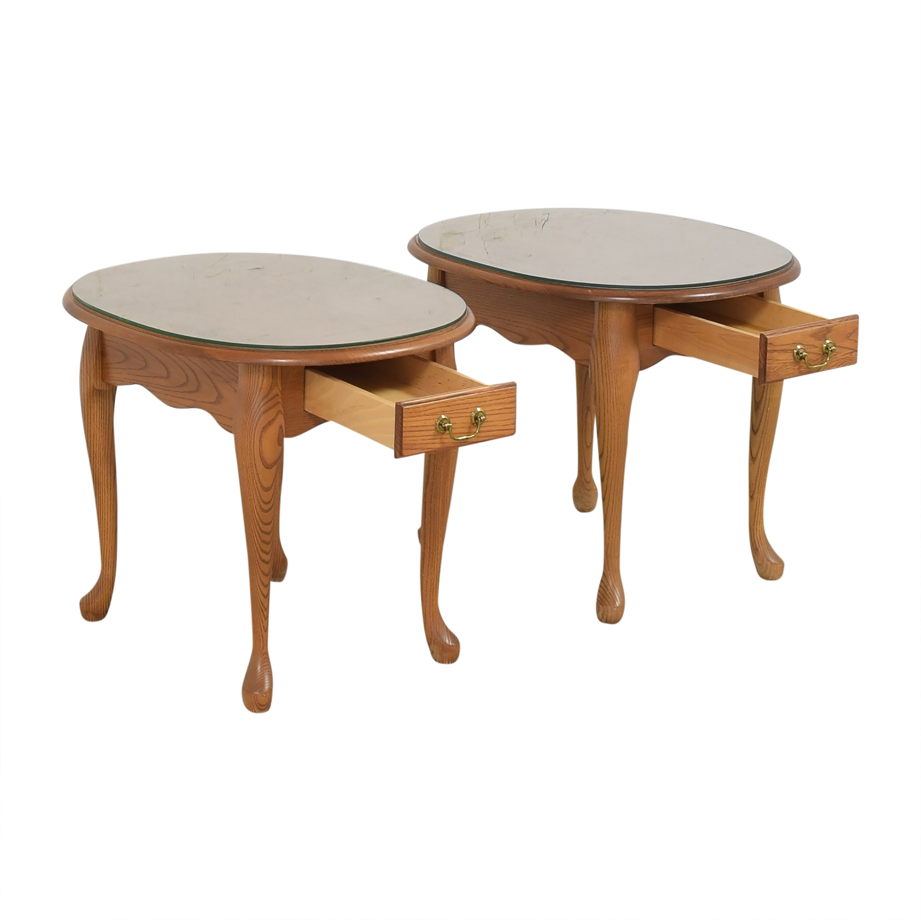 shop Mohawk Home Single Drawer End Tables Mohawk Home End Tables
