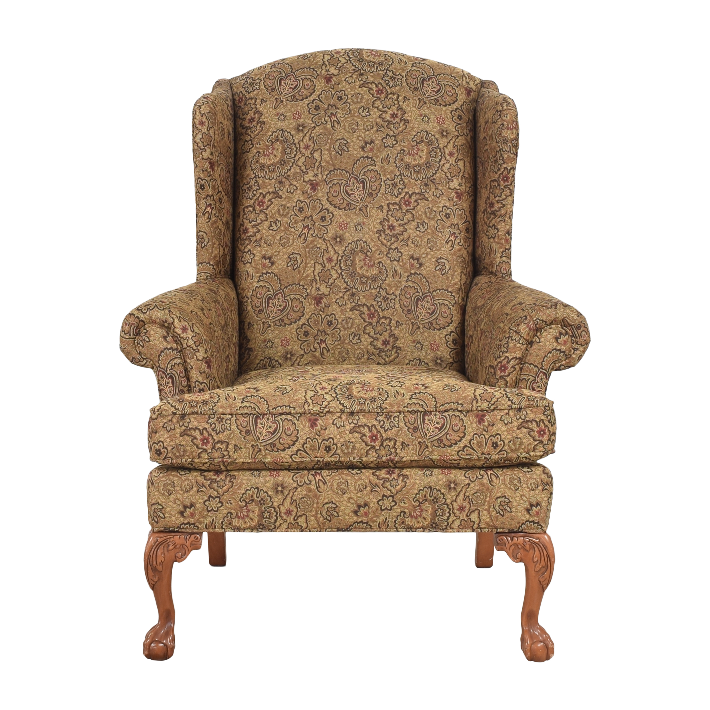 Masterfield Furniture Masterfield Furniture Wingback Accent Chair Chairs