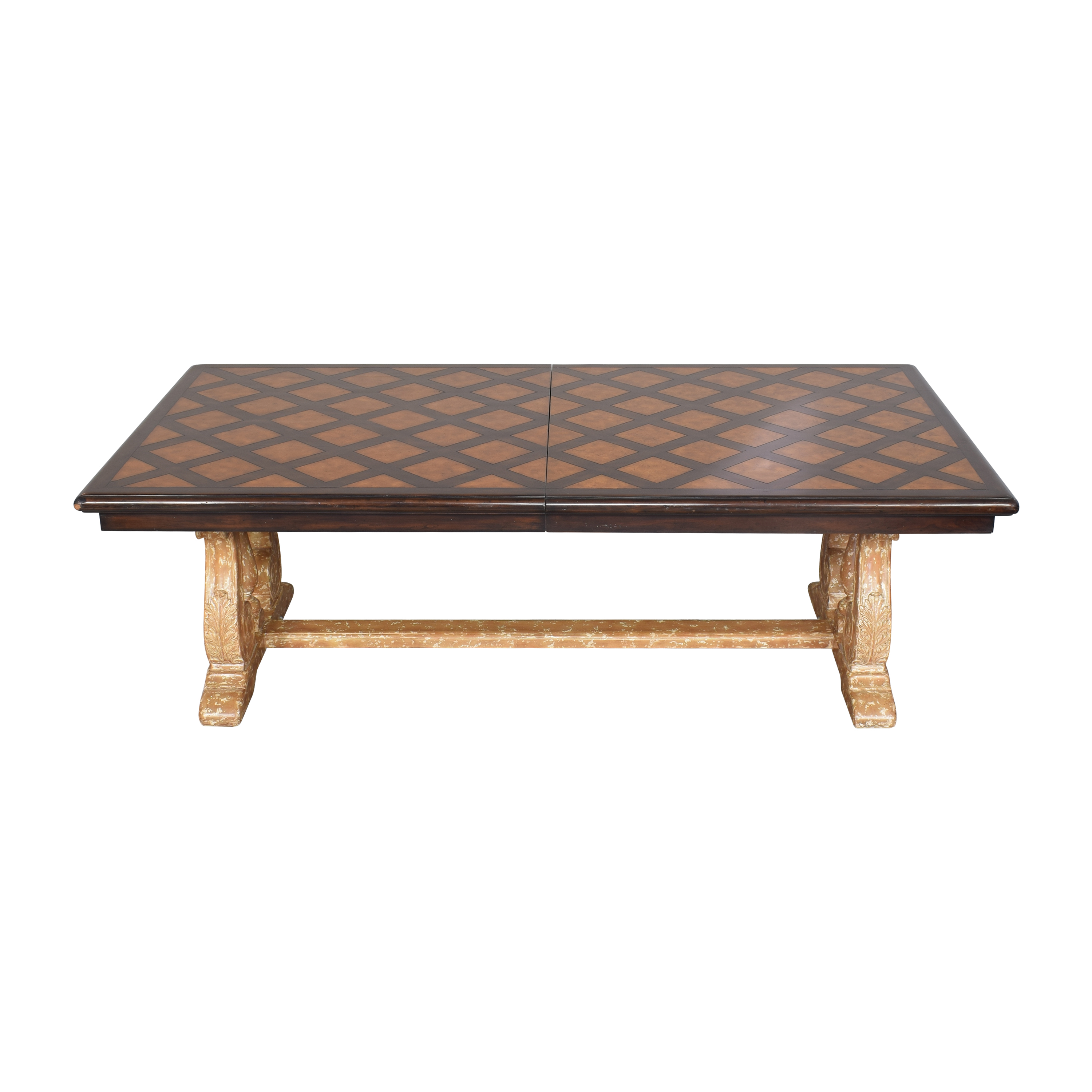 Theodore Alexander Theodore Alexander Madrid Extension Dining Table second hand