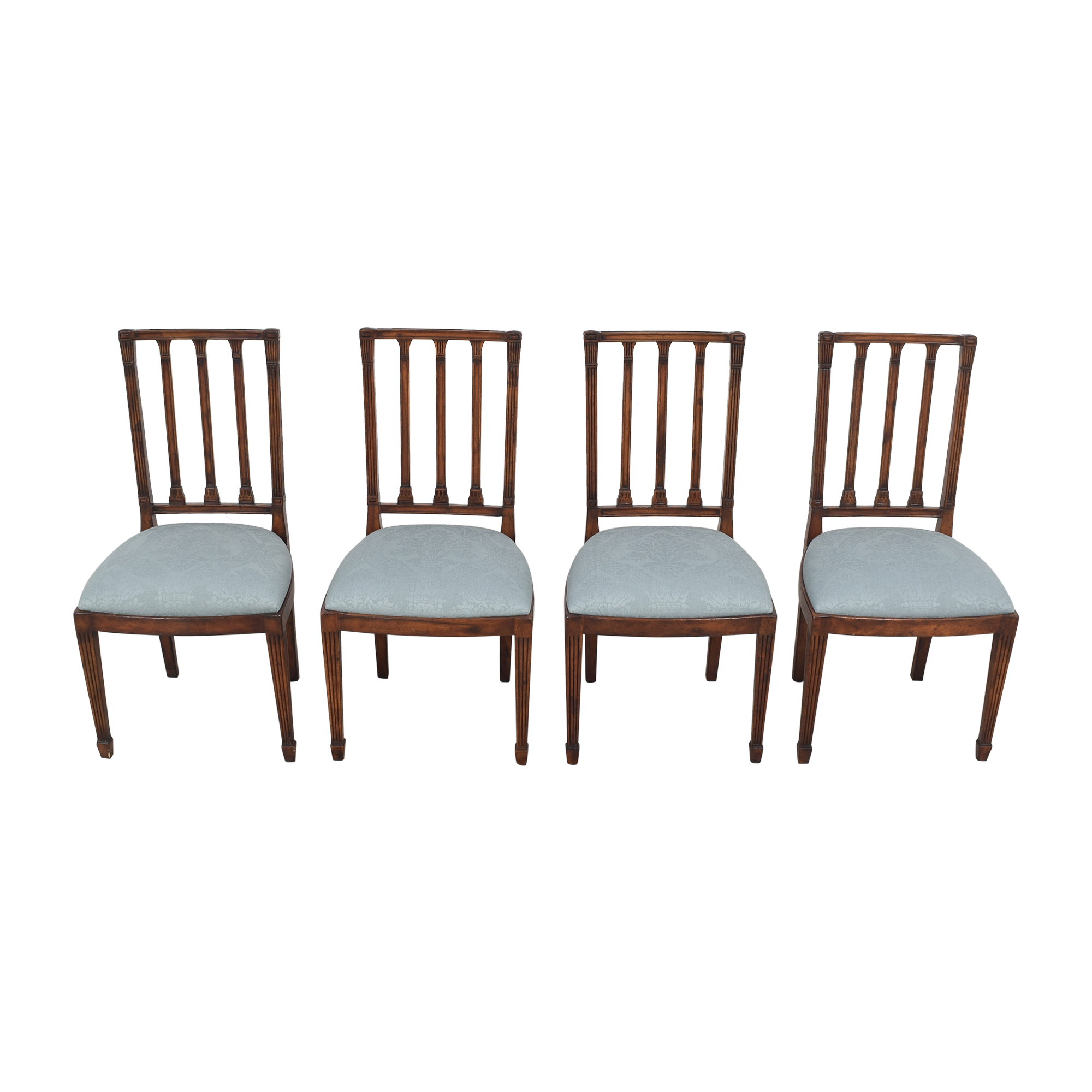 shop English Country Home Upholstered Dining Chairs English Country Home Dining Chairs