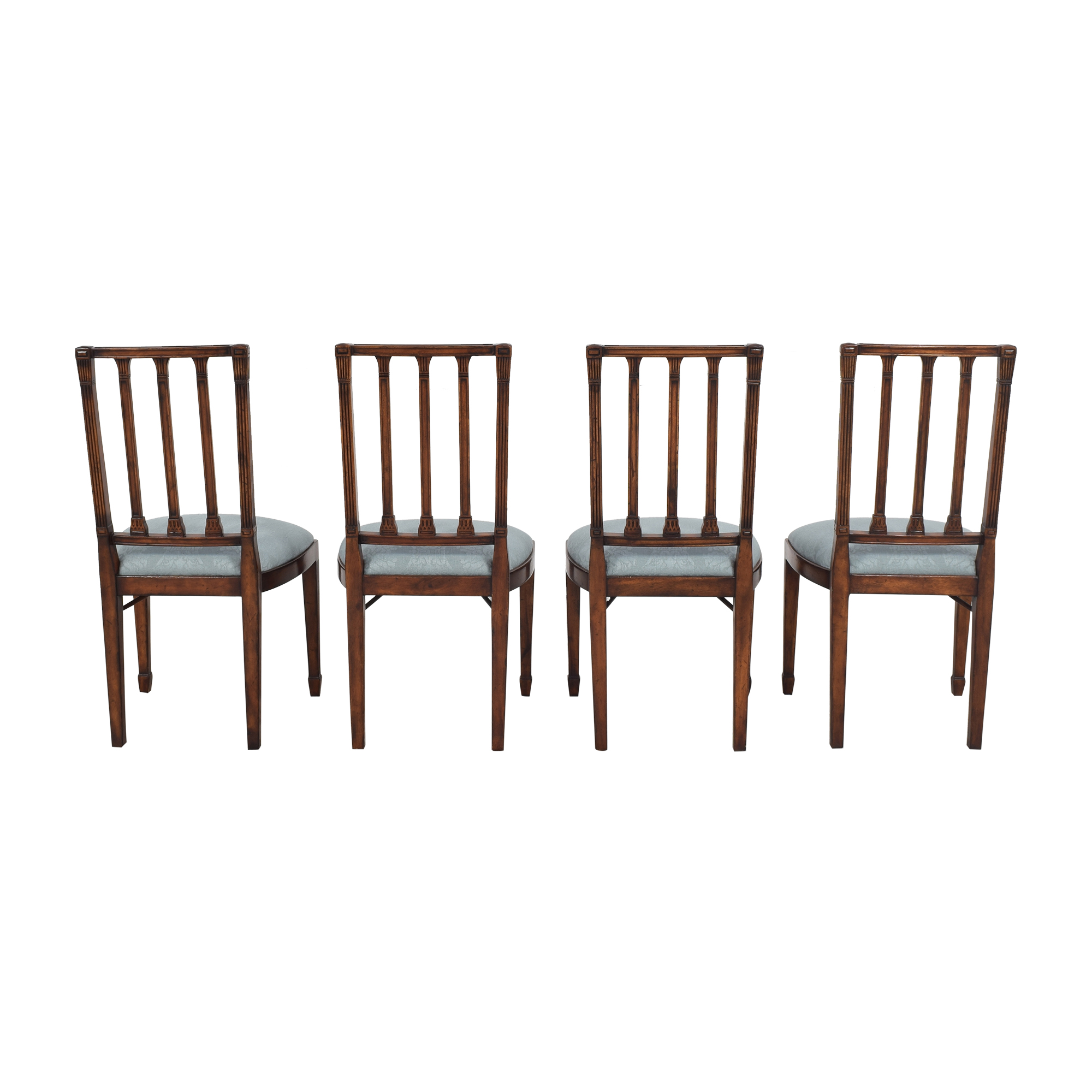 English Country Home English Country Home Upholstered Dining Chairs nj