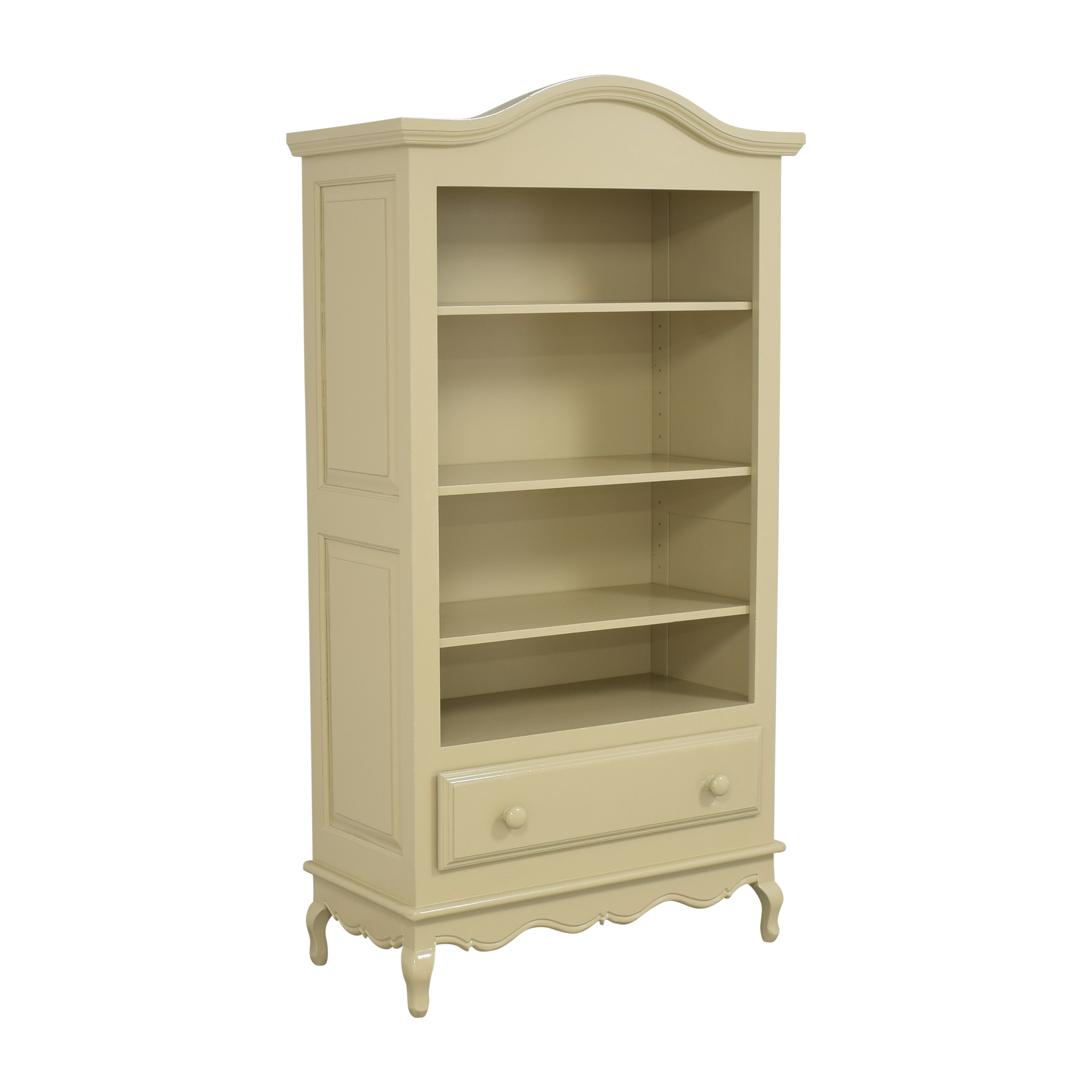 Cottage-Style Bookcase Bookcases & Shelving