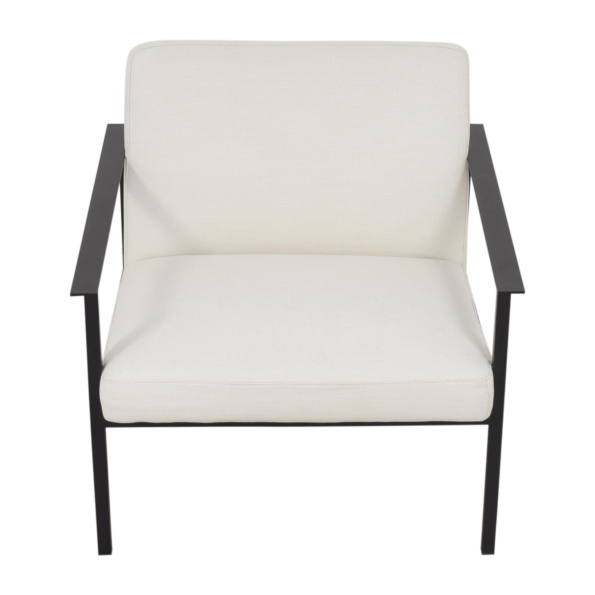 shop CB2 Cue Chair CB2 Accent Chairs