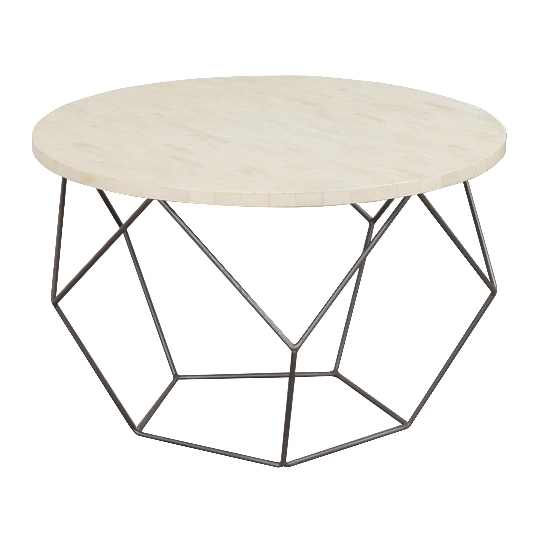 West Elm West Elm Origami Coffee Table