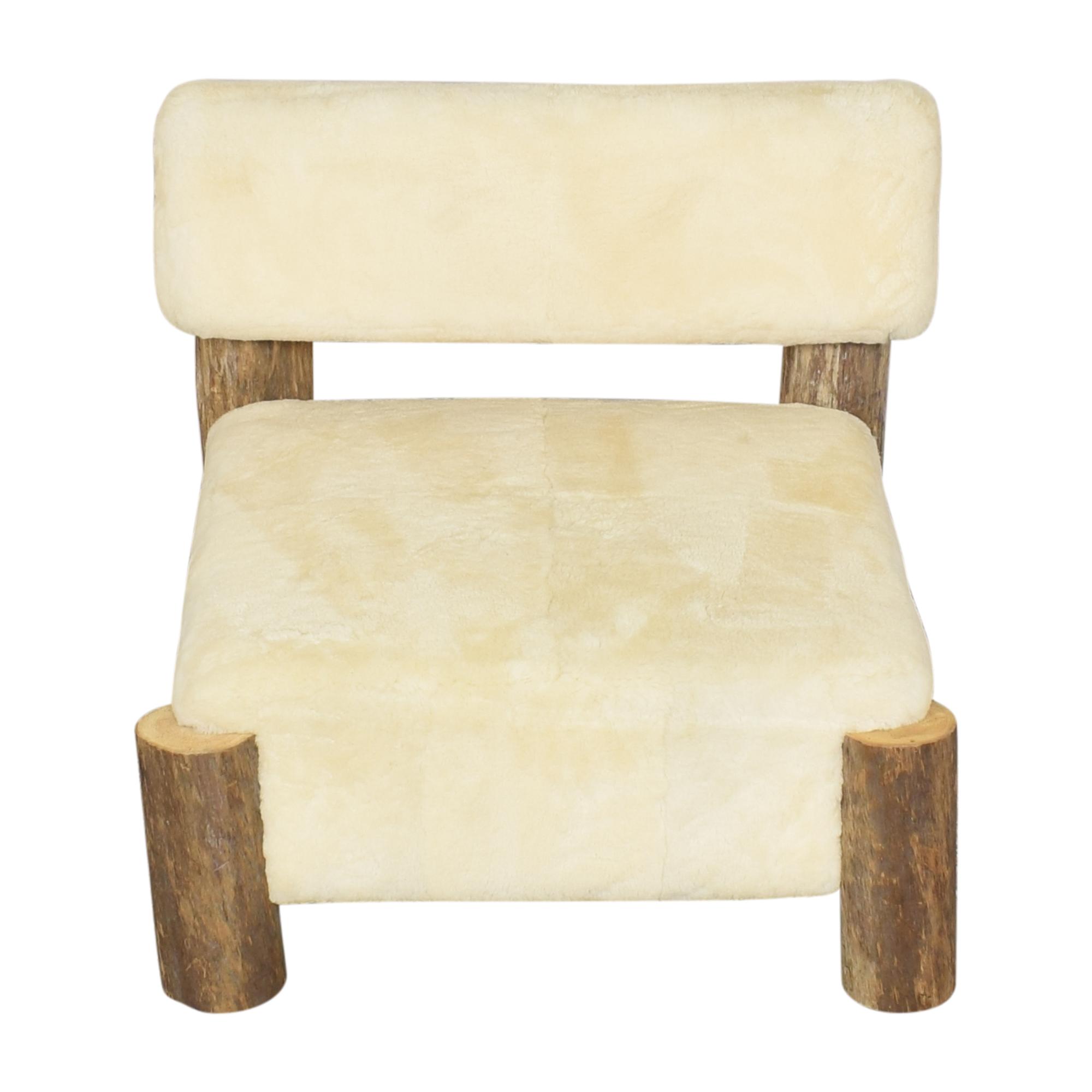 Four Hands Four Hands Tsalagi Slipper Chair for sale