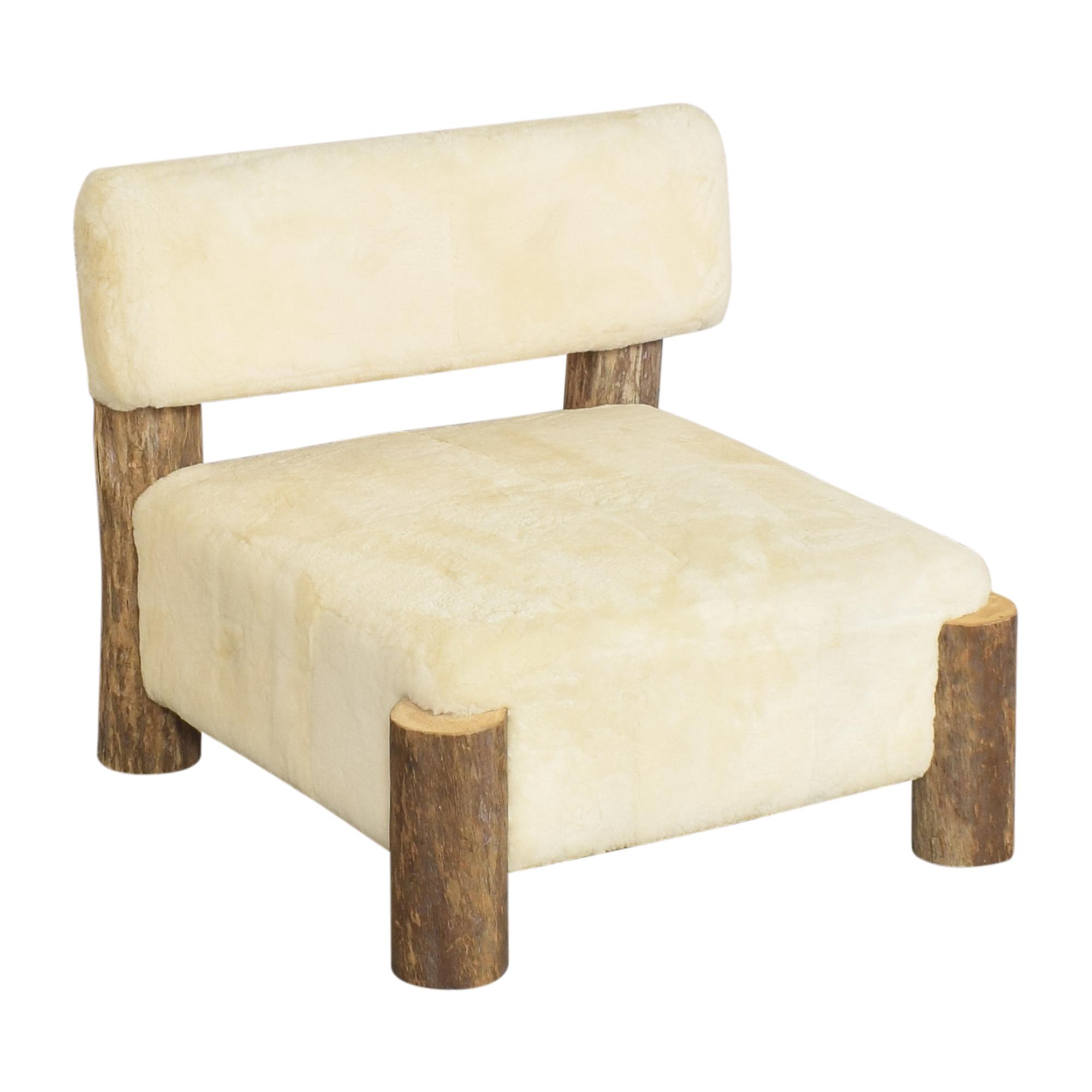 buy Four Hands Tsalagi Slipper Chair Four Hands