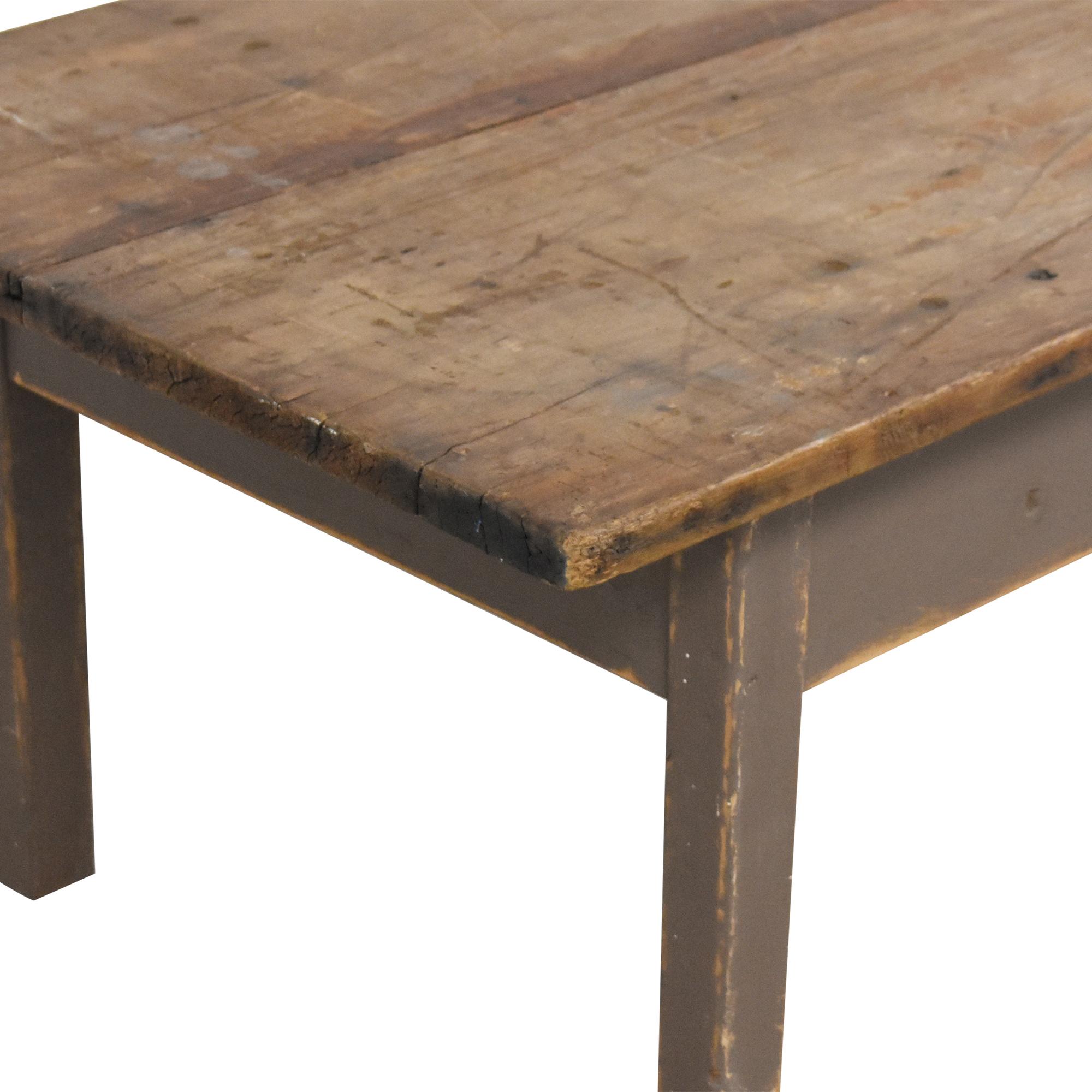 Vintage Coffee Table nj