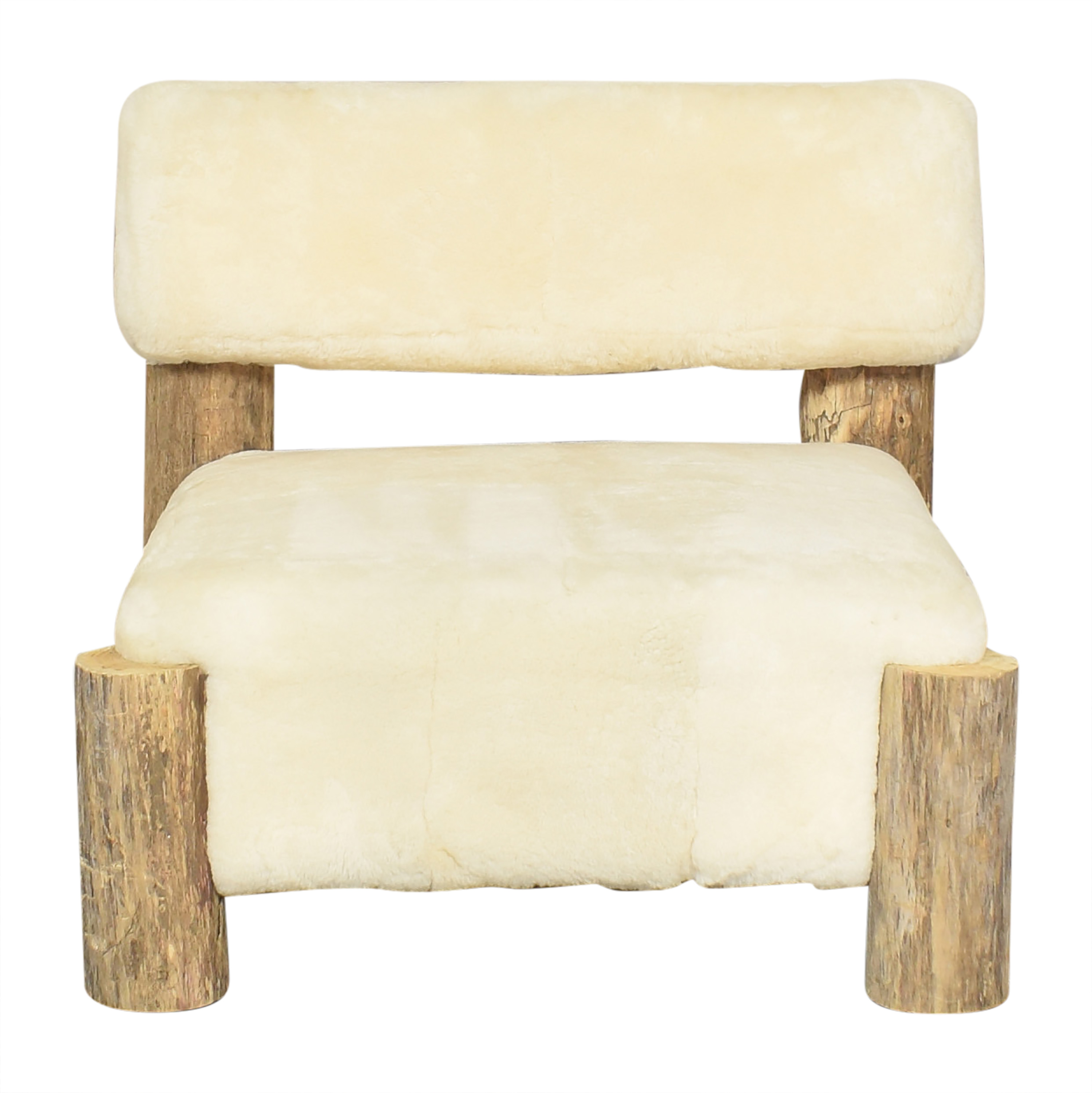 buy Four Hands Tsalagi Slipper Chair Four Hands Accent Chairs